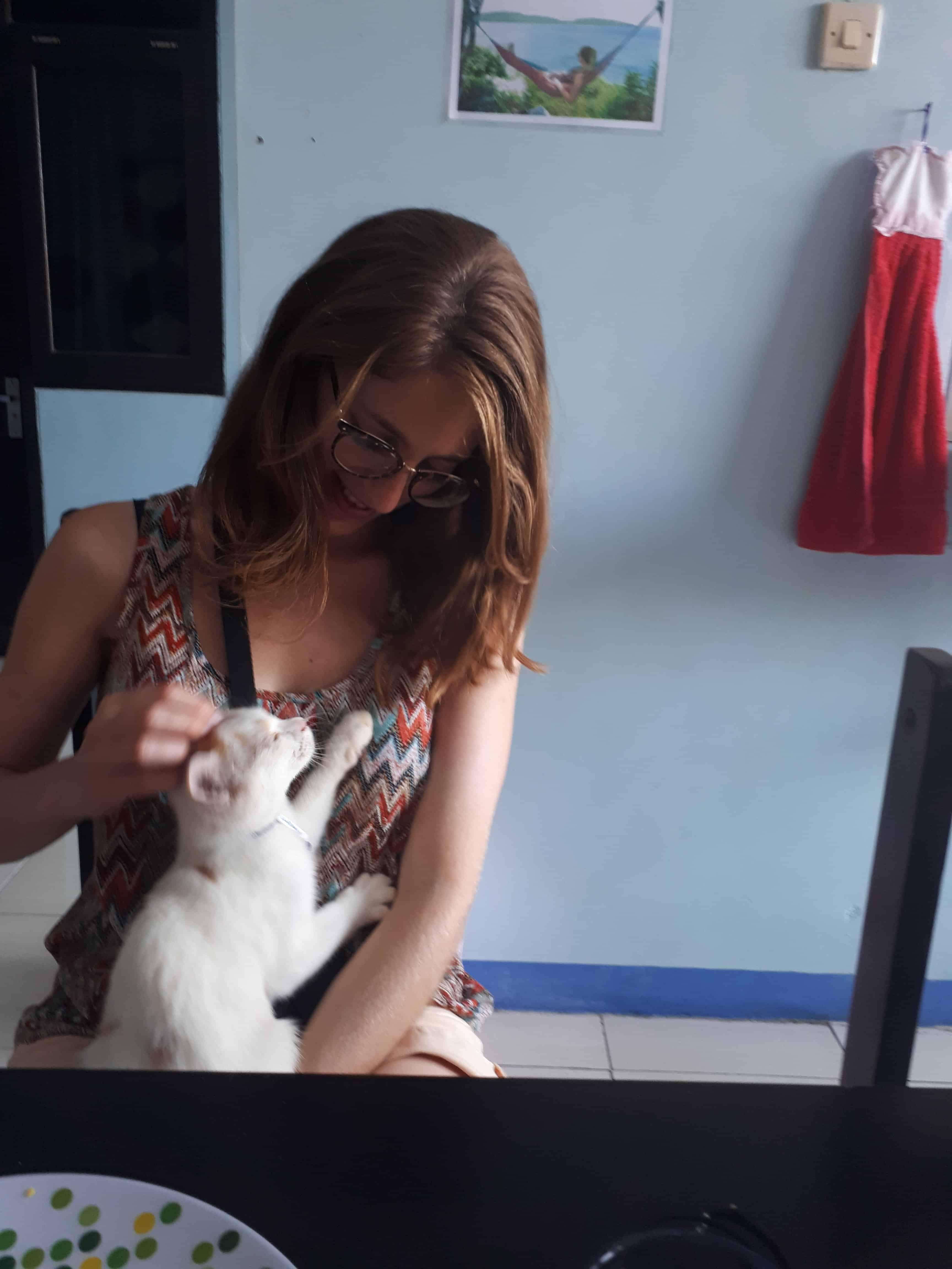 Les Heureux Voyageurs aiment les animaux de Karimunjawa, Indonésie