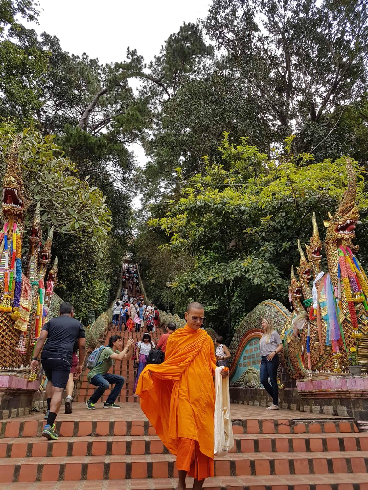 Thaïlande, découverte du magnifique temple de Doi Suthep 🛕 4