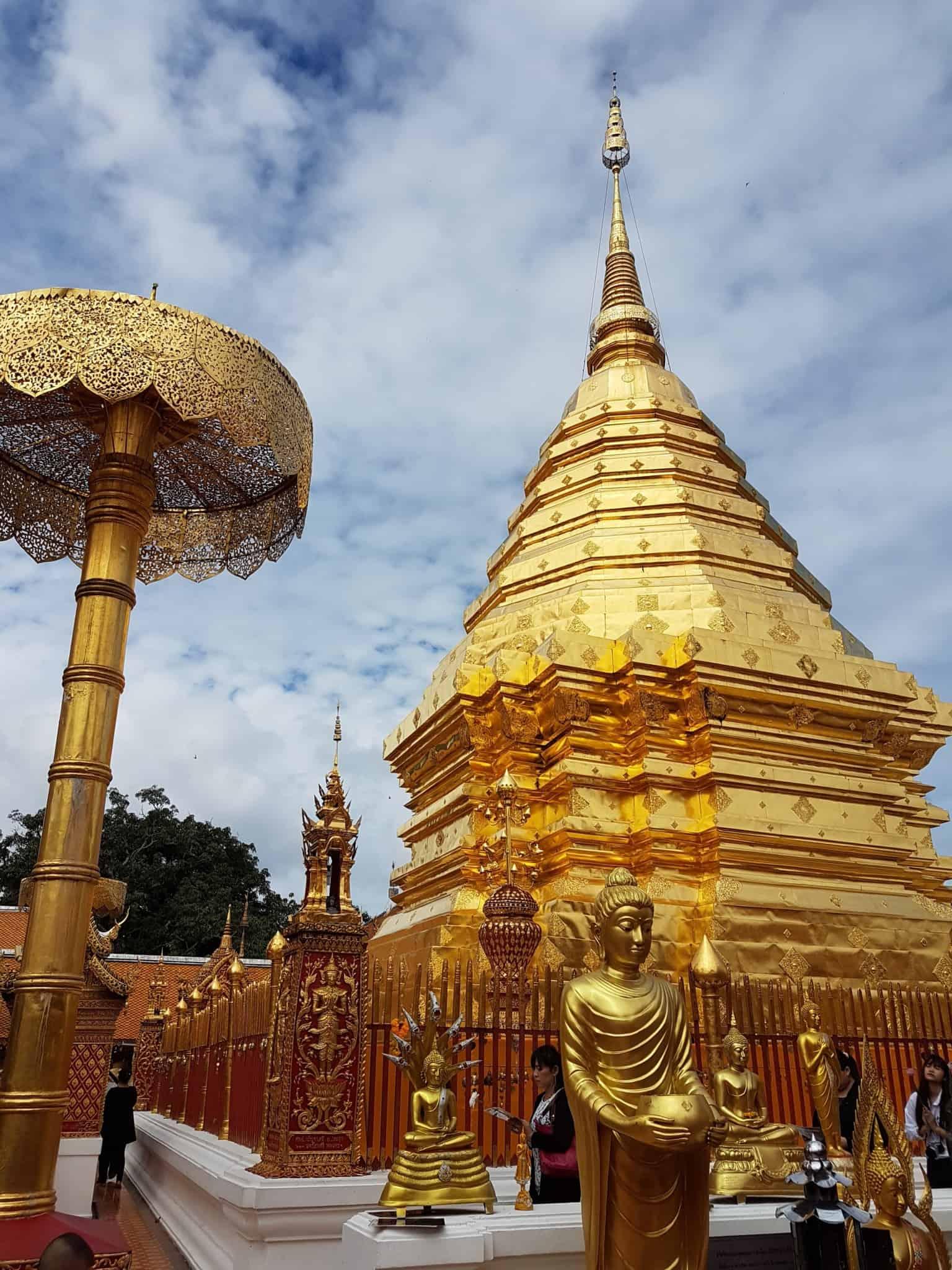 Thaïlande, découverte du magnifique temple de Doi Suthep 🛕 5