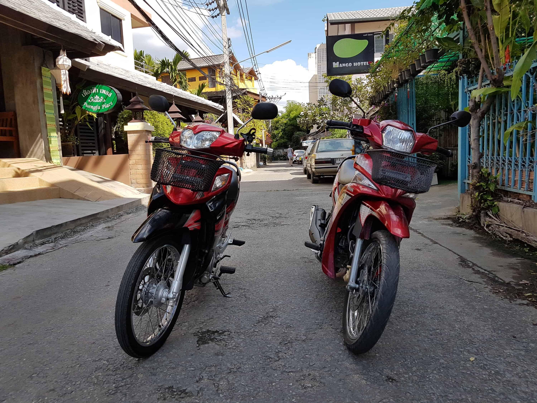 Thaïlande, la joie de la paperasse quand tu achètes une moto ✍ 1