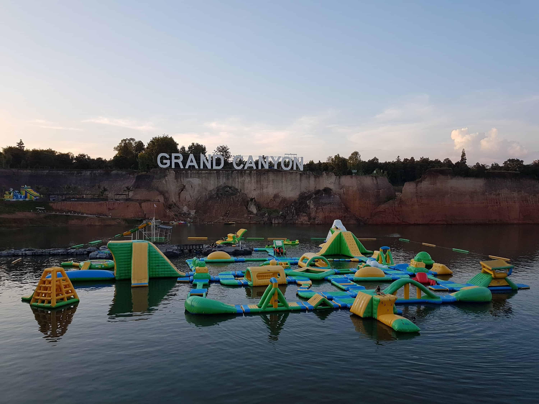 Thaïlande, Grand Canyon Water Park 🎢 2
