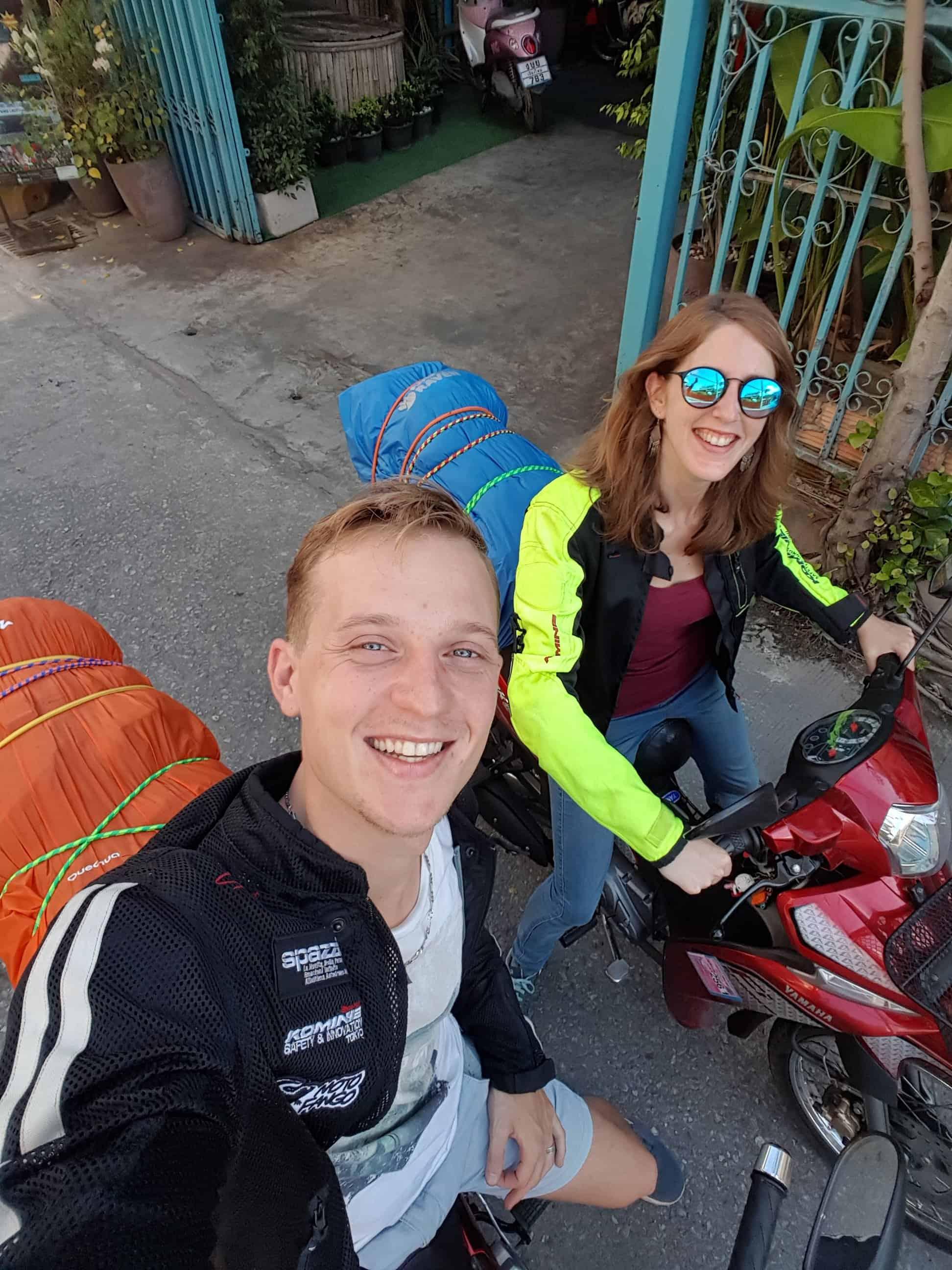 Thïlande, on quitte enfin Chiang Mai 😄 1