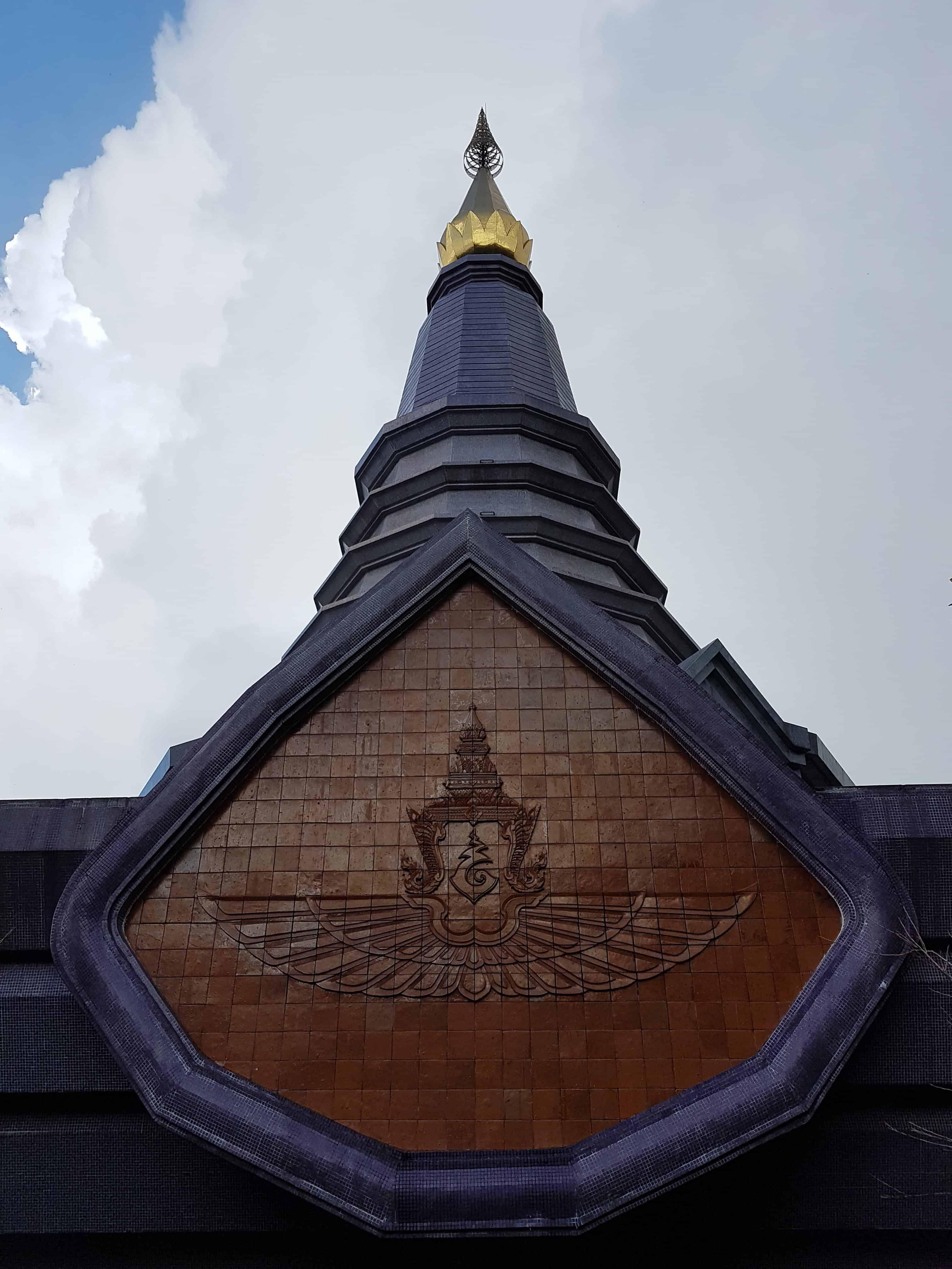 Thaïlande, King and Queen Pagoda le temple le plus haut du pays 🛕 4