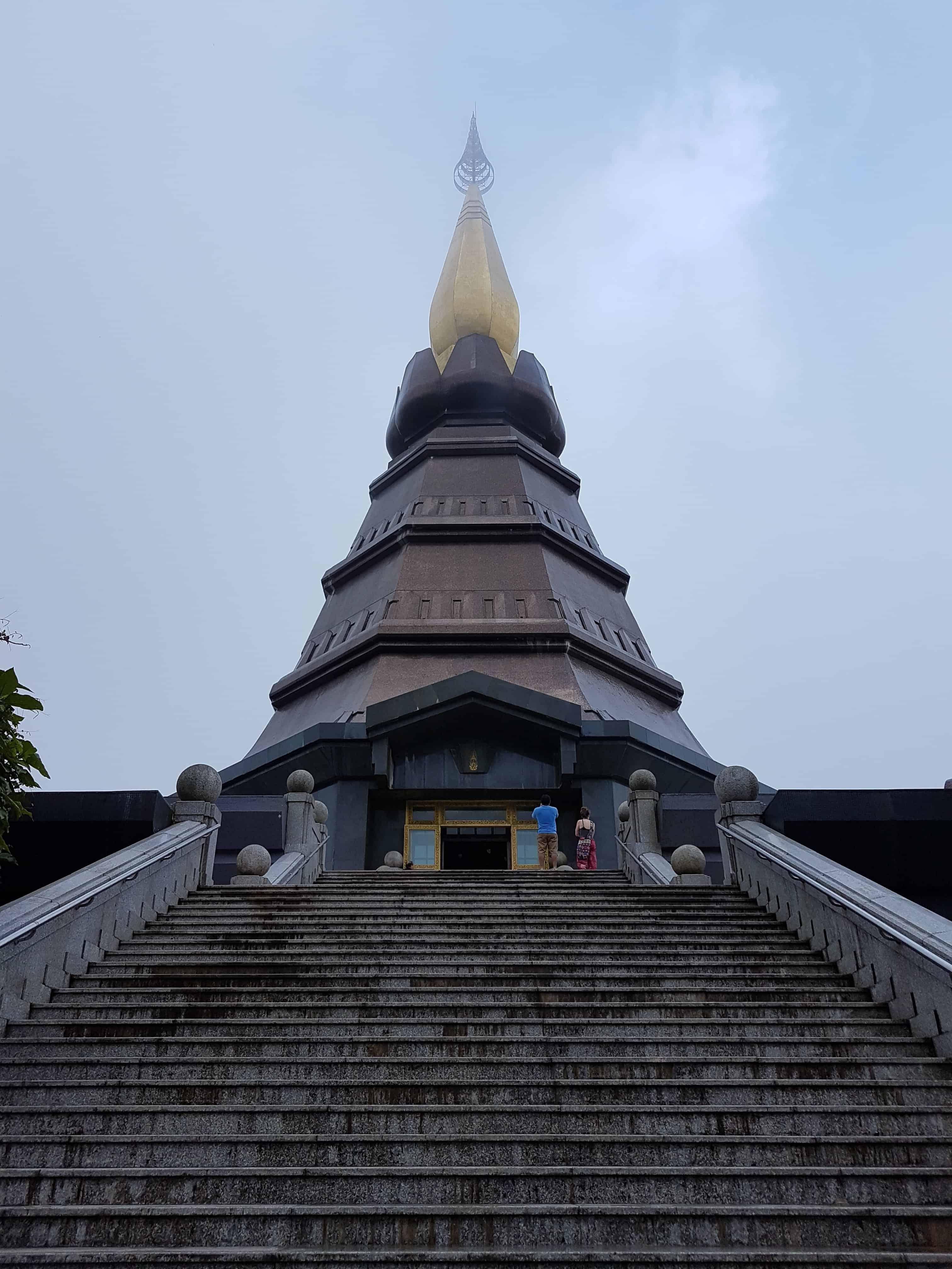 Thaïlande, King and Queen Pagoda le temple le plus haut du pays 🛕 10