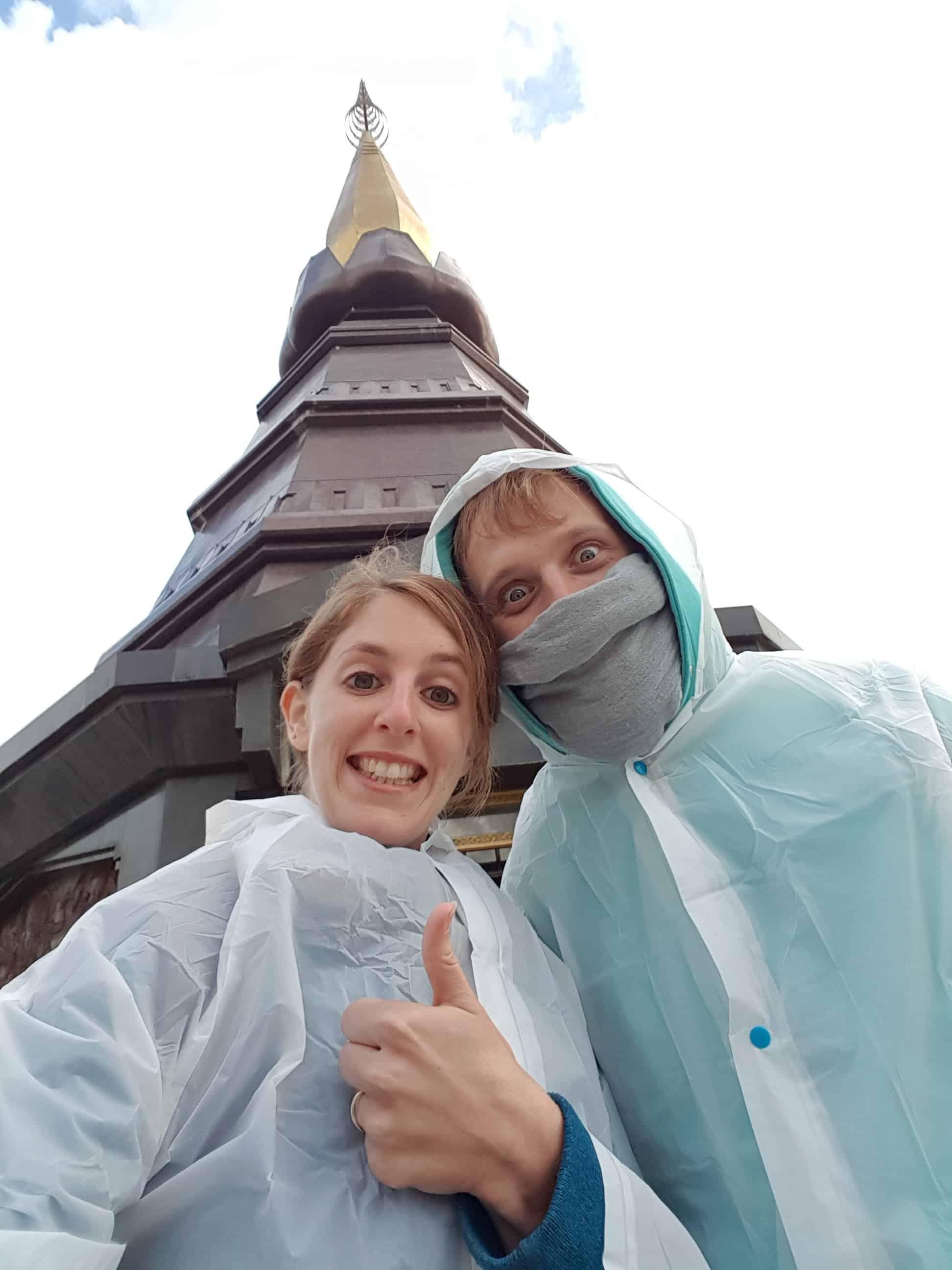 Thaïlande, King and Queen Pagoda le temple le plus haut du pays 🛕 13
