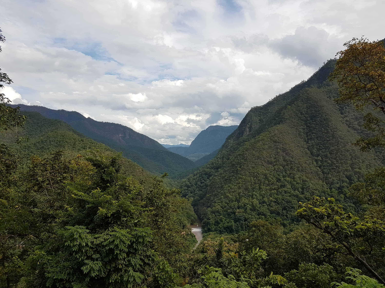 Thaïlande, sur la route de Mae Hong Son 🛵 8