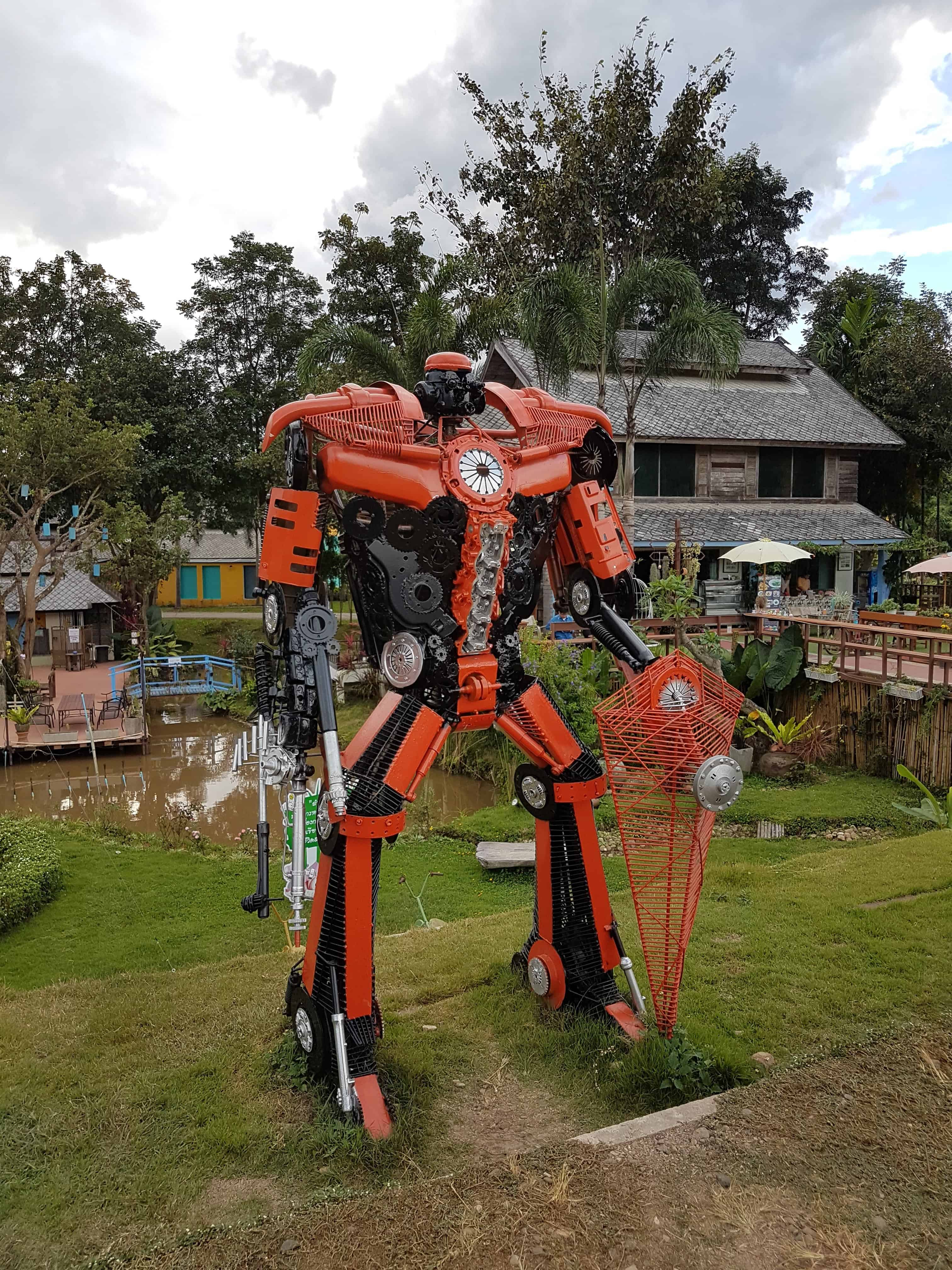 Thaïlande, une petite chute à moto pour Lilie 🚑 4