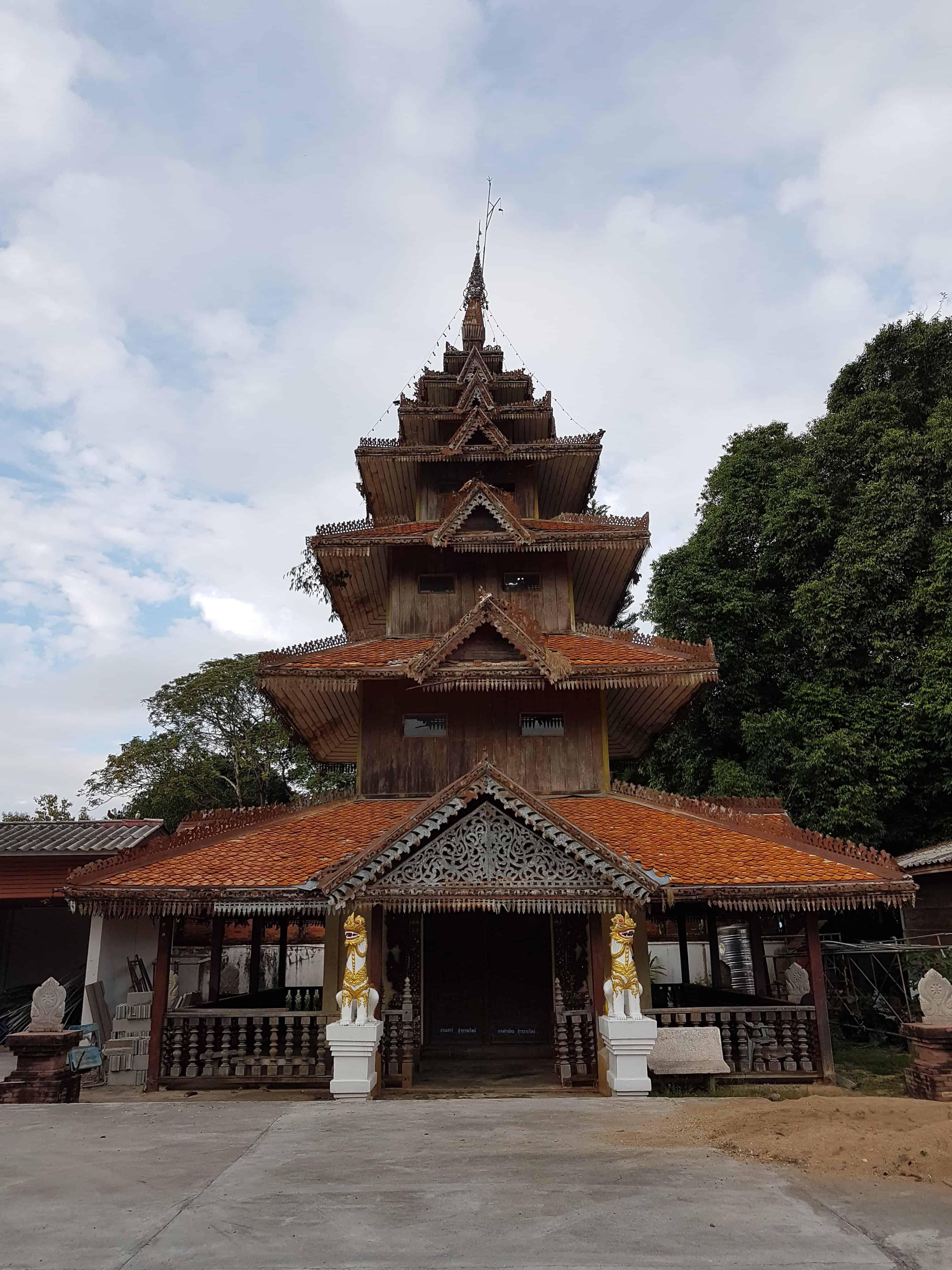 Thaïlande, journée repos à Wiang Pa Pao 🛏 3