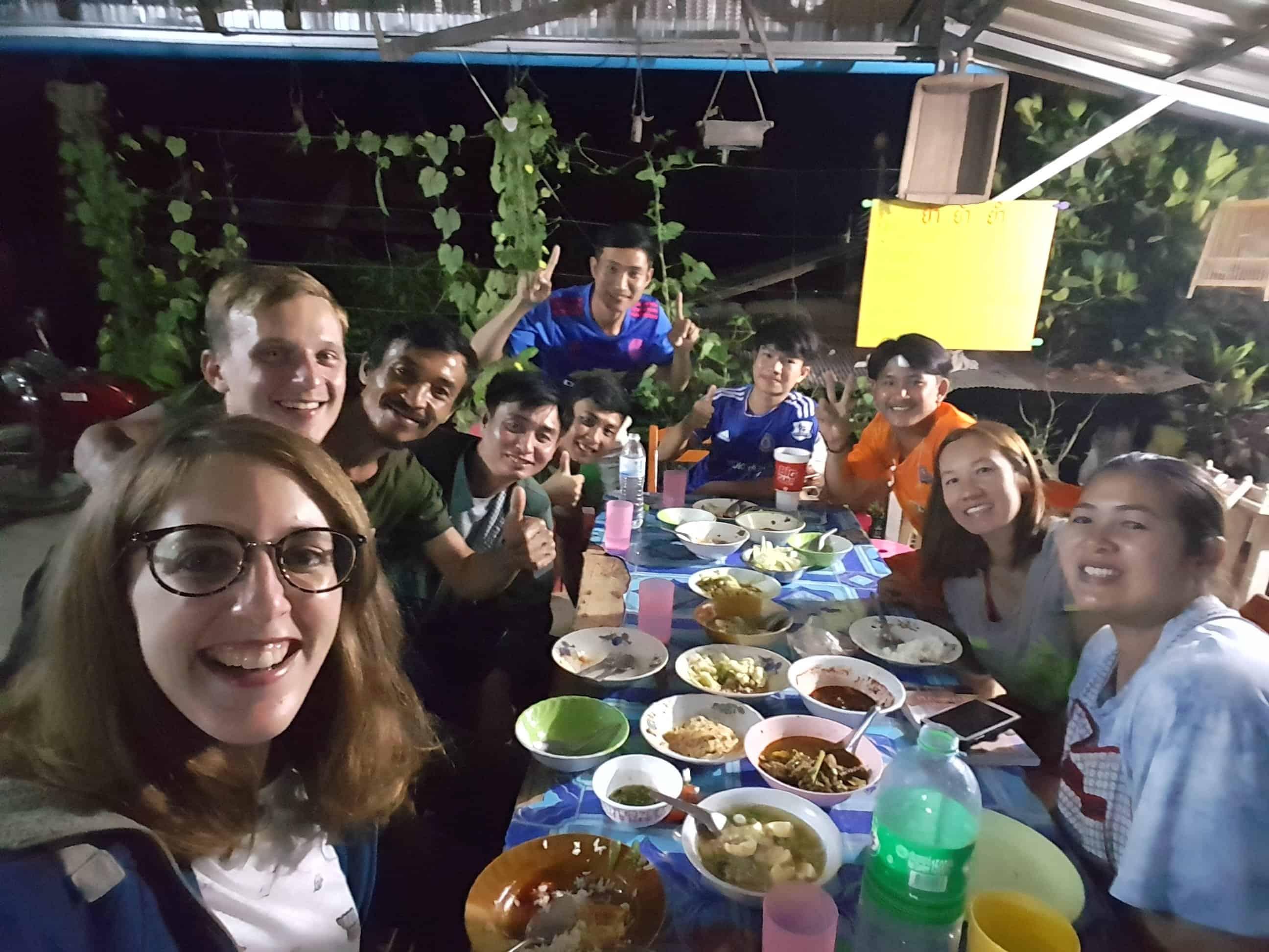 Thaïlande, ce soir on dort dans un temple !😁 11
