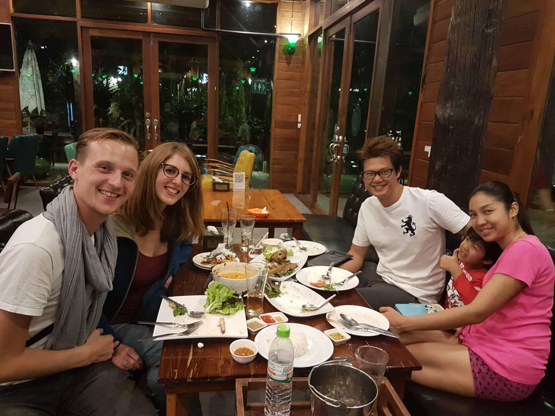Thaïlande, magnifique rencontreavec Kate 🧡 6