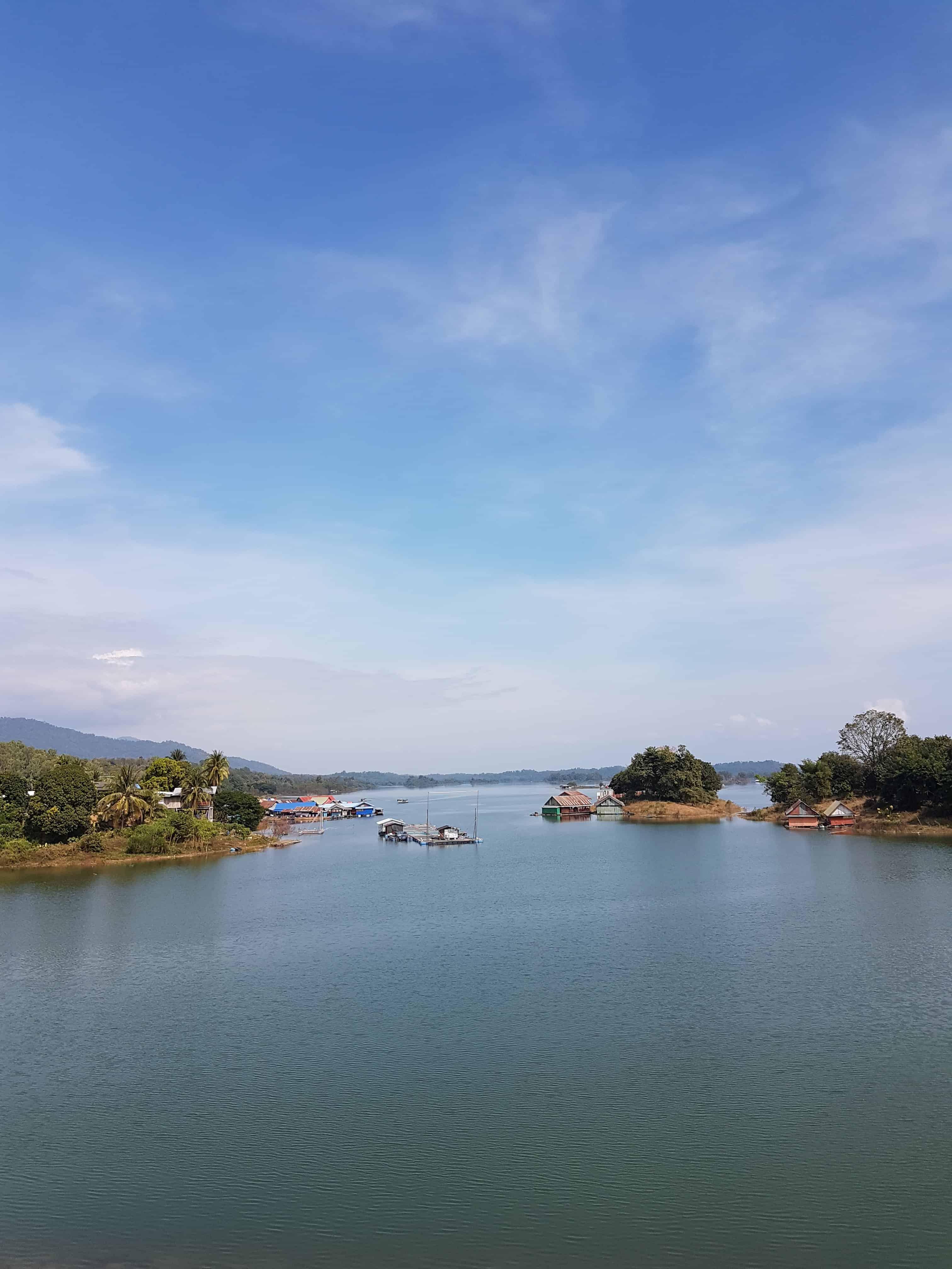 Thaïlande, un joli village de pêcheurs au bord de l'eau 🛶 3