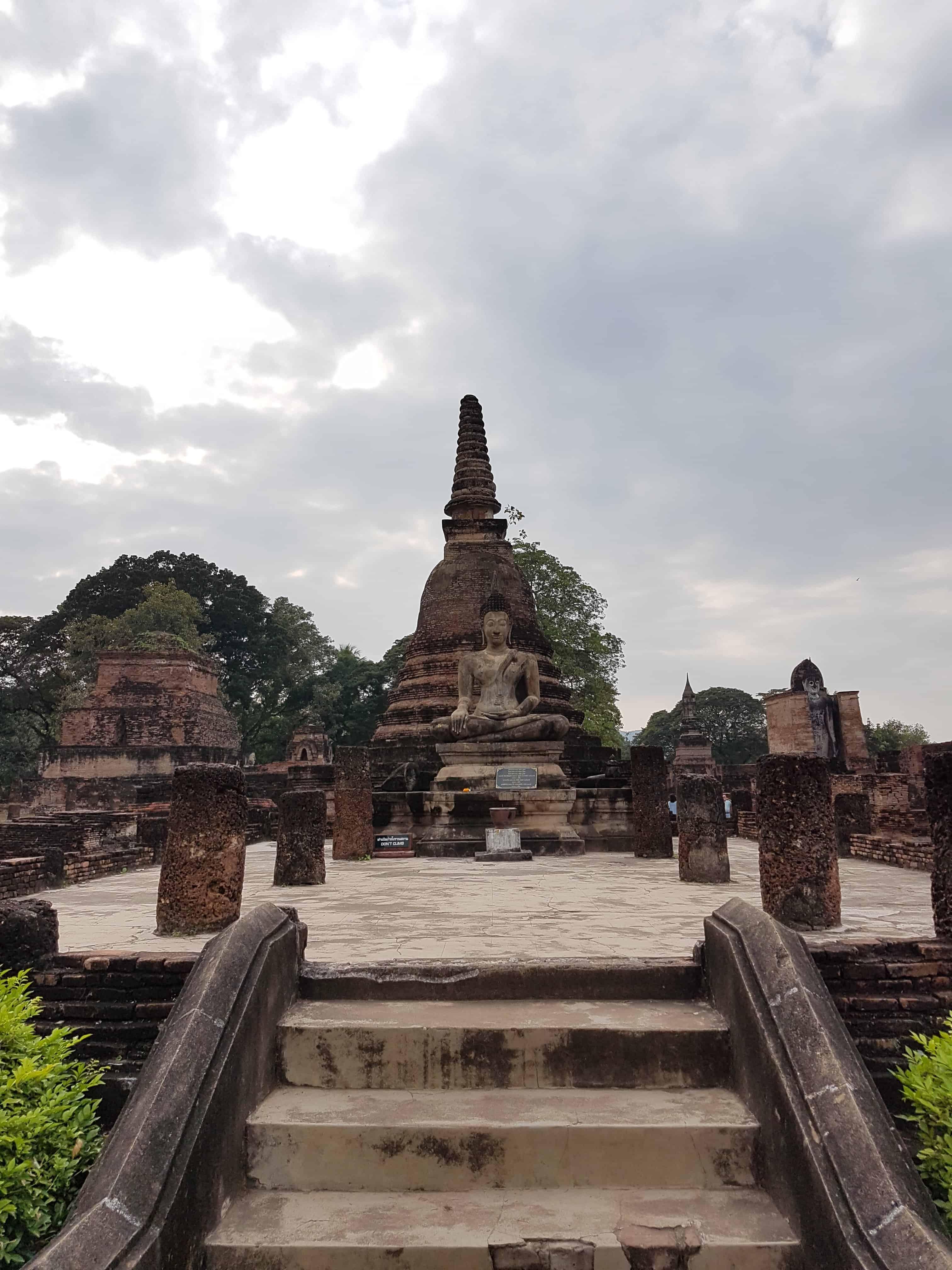 Thaïlande, visite du parc de Sukhothaï 🛕 4