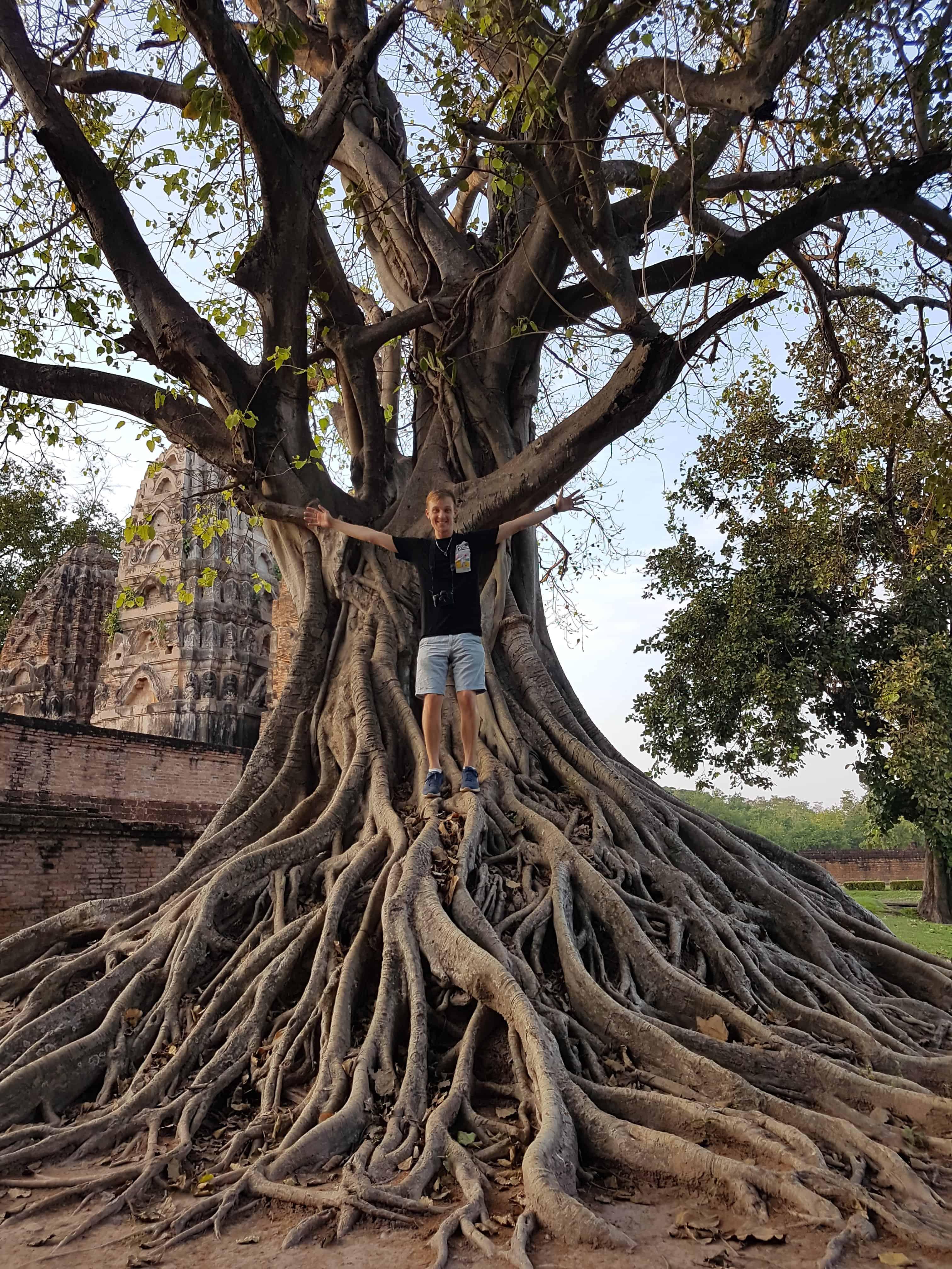 Thaïlande, visite du parc de Sukhothaï 🛕 11