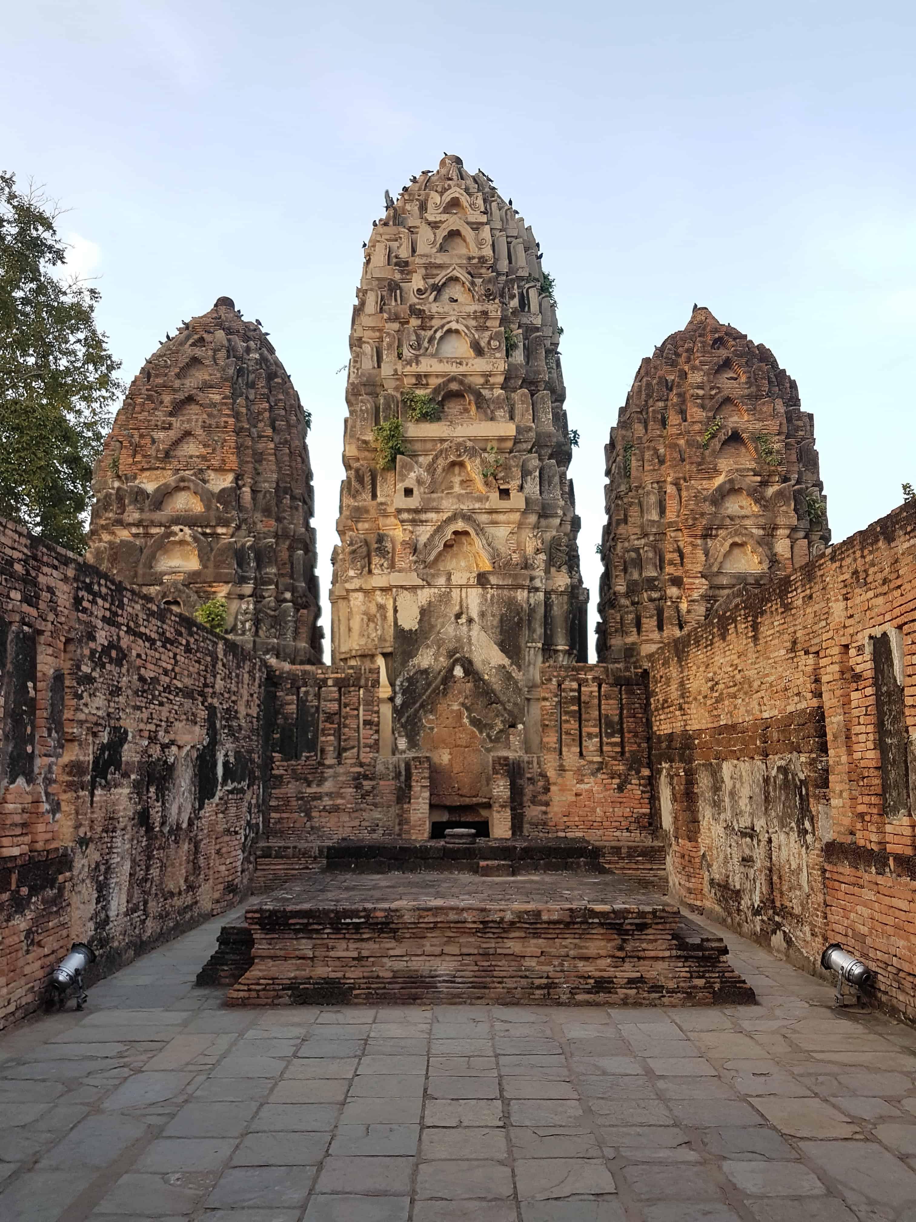 Thaïlande, visite du parc de Sukhothaï 🛕 8