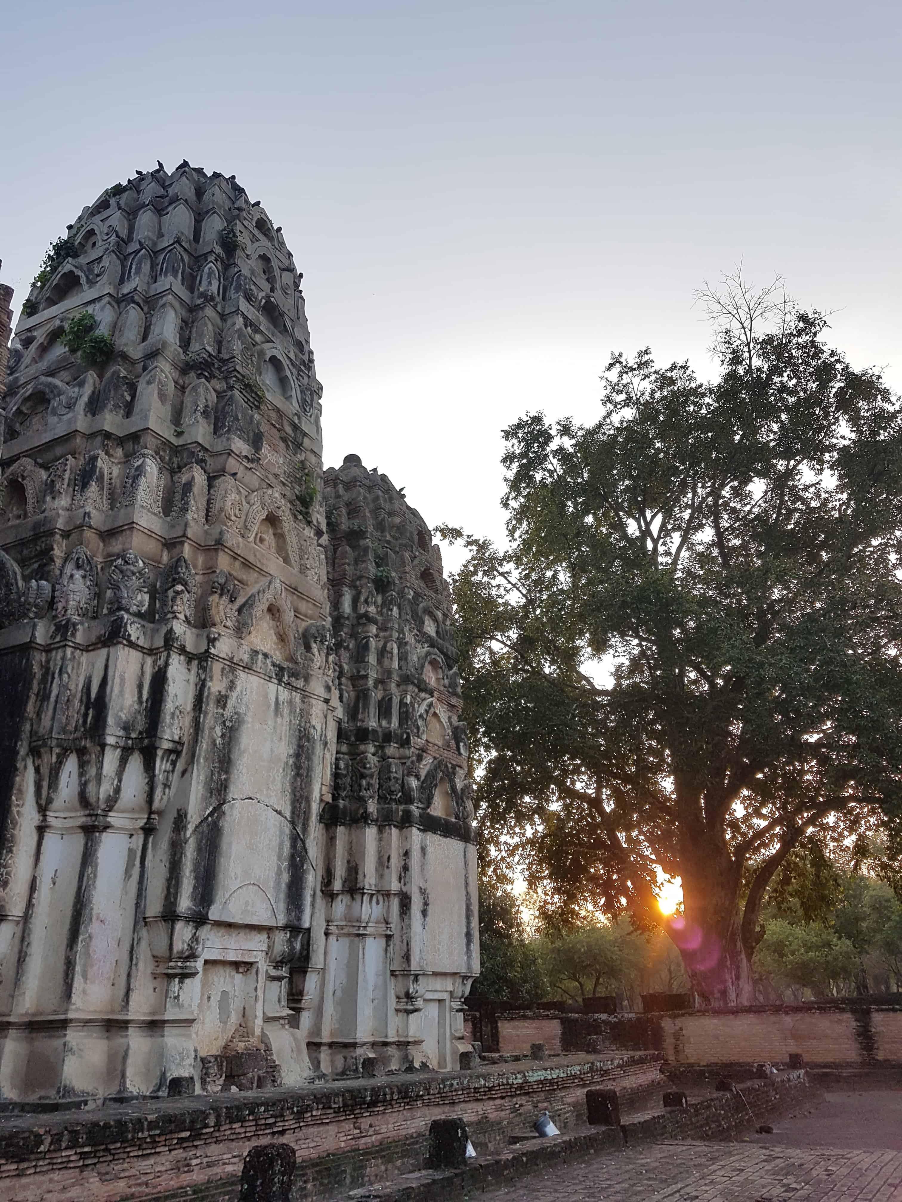 Thaïlande, visite du parc de Sukhothaï 🛕 9