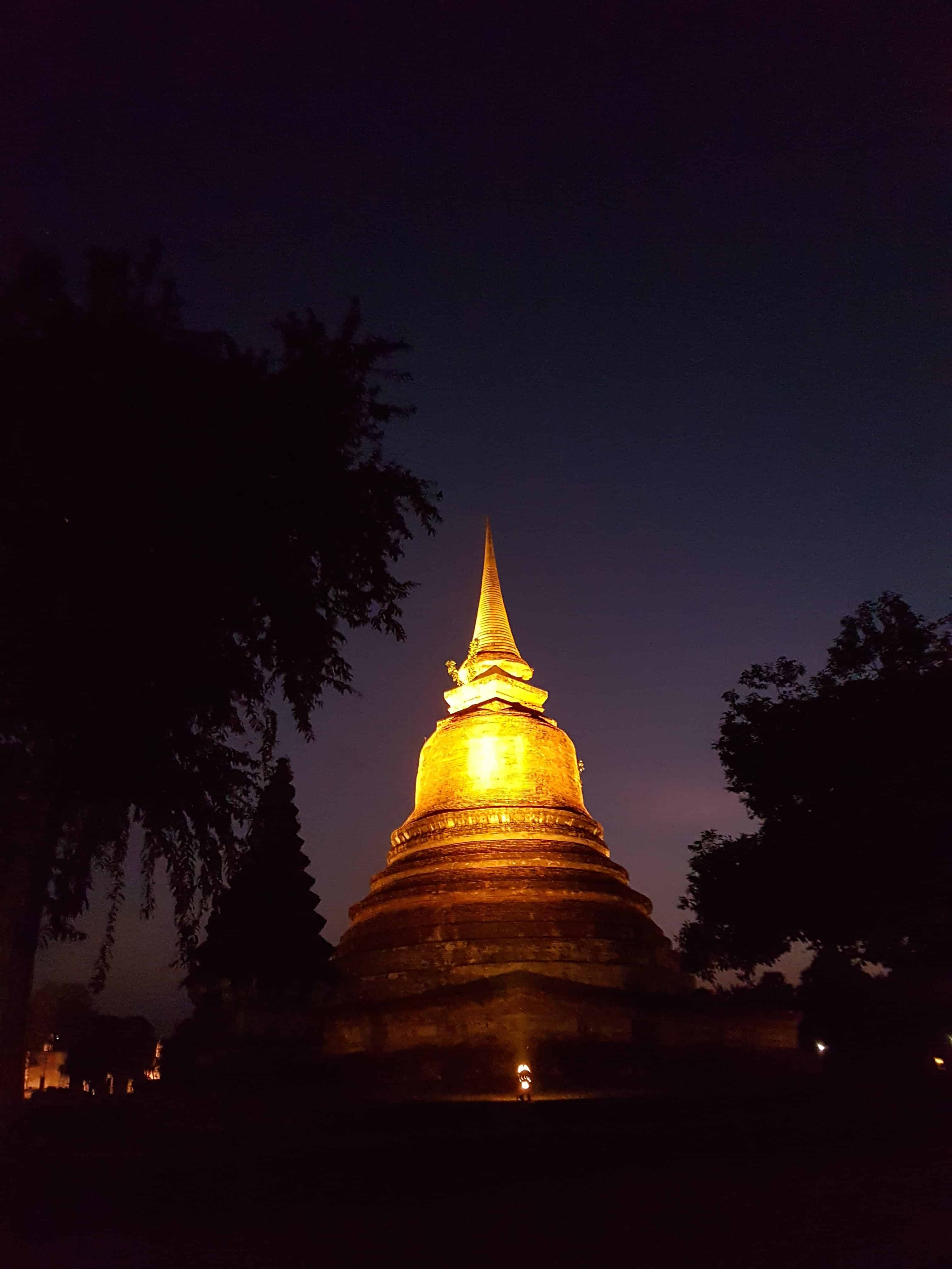 Thaïlande, visite du parc de Sukhothaï 🛕 13