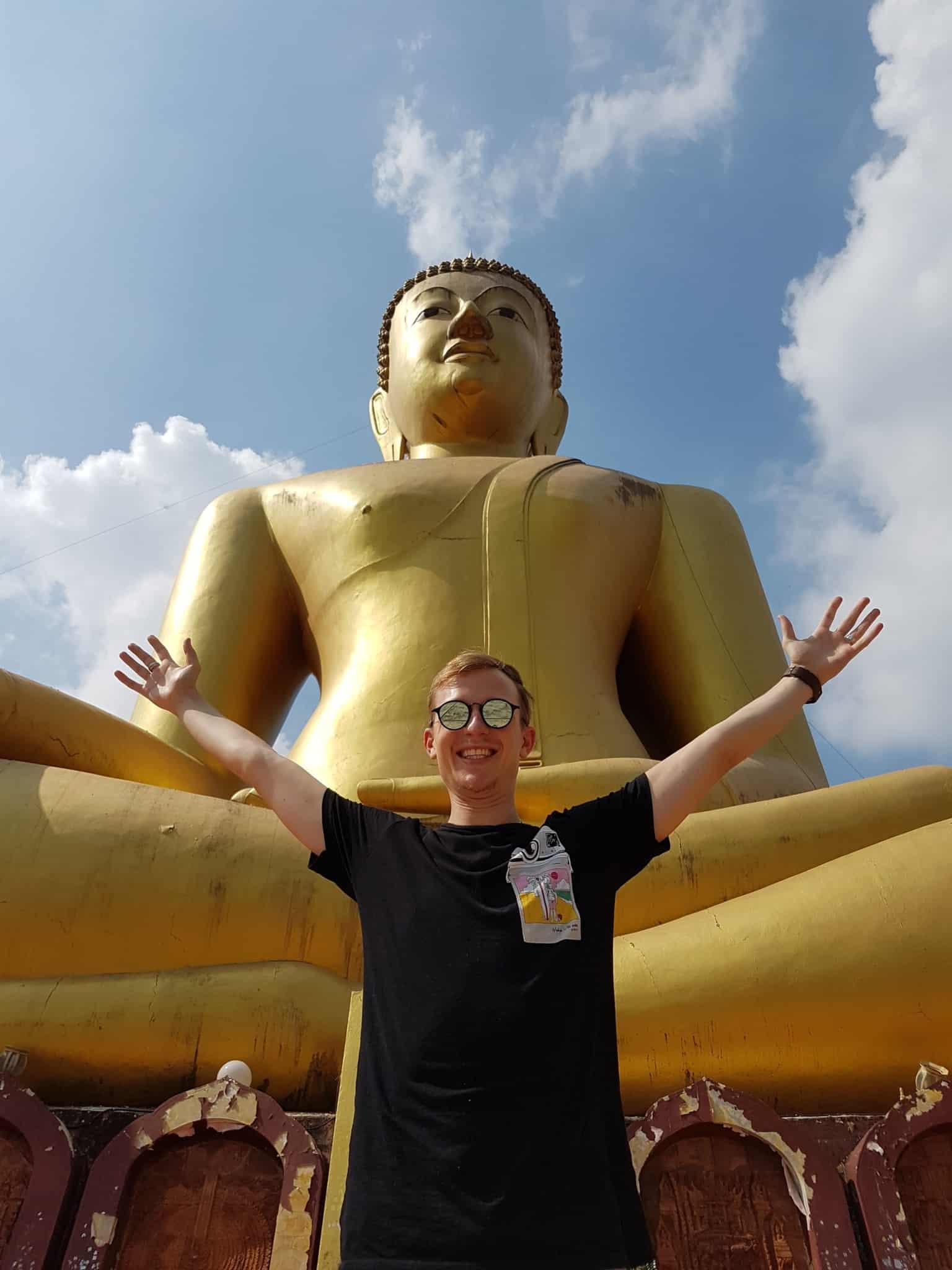 Thaïlande, visite d'Ayutthaya et de ses temples 🌞 3