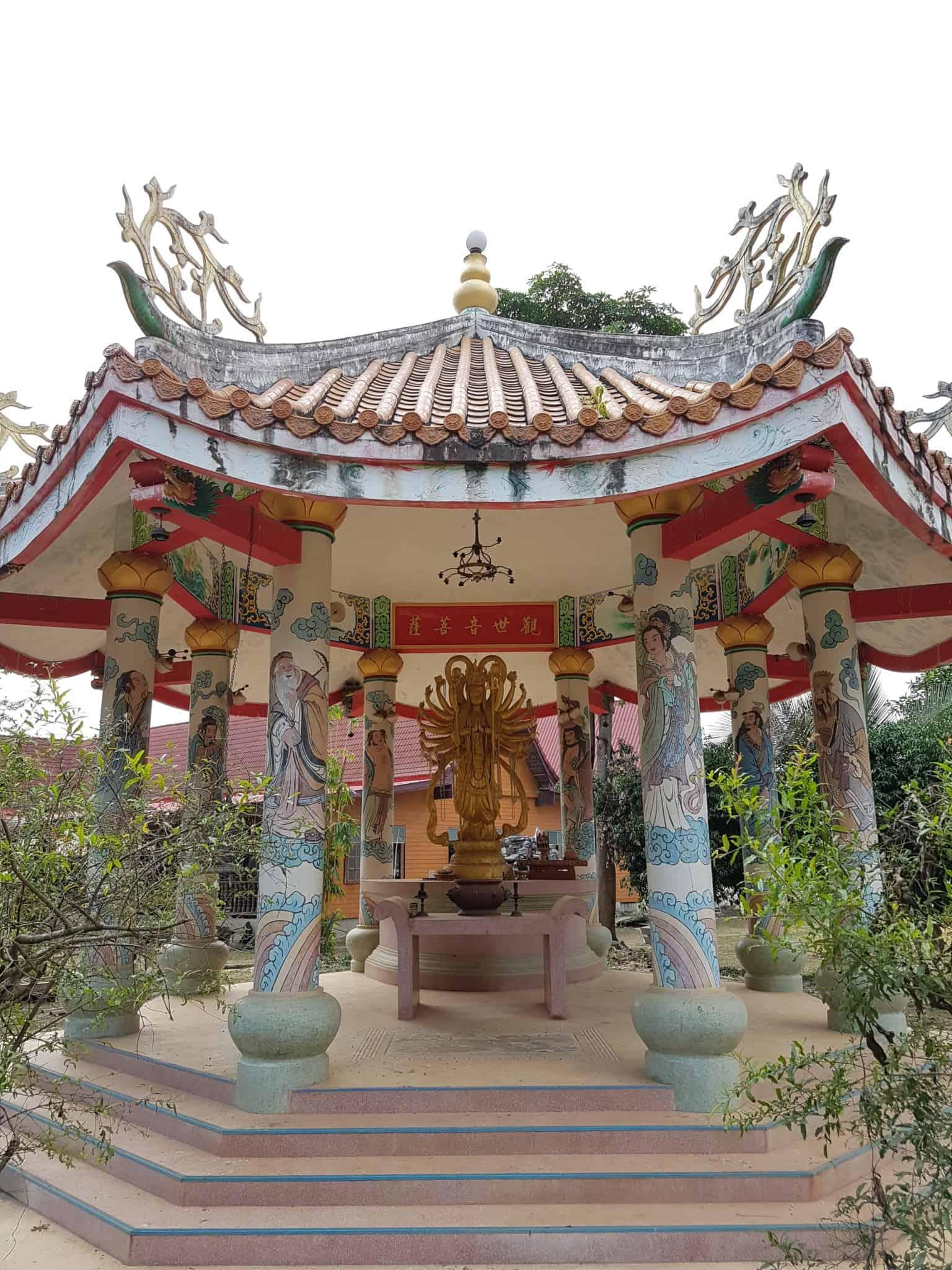 Thaïlande, visite d'Ayutthaya et de ses temples 🌞 1