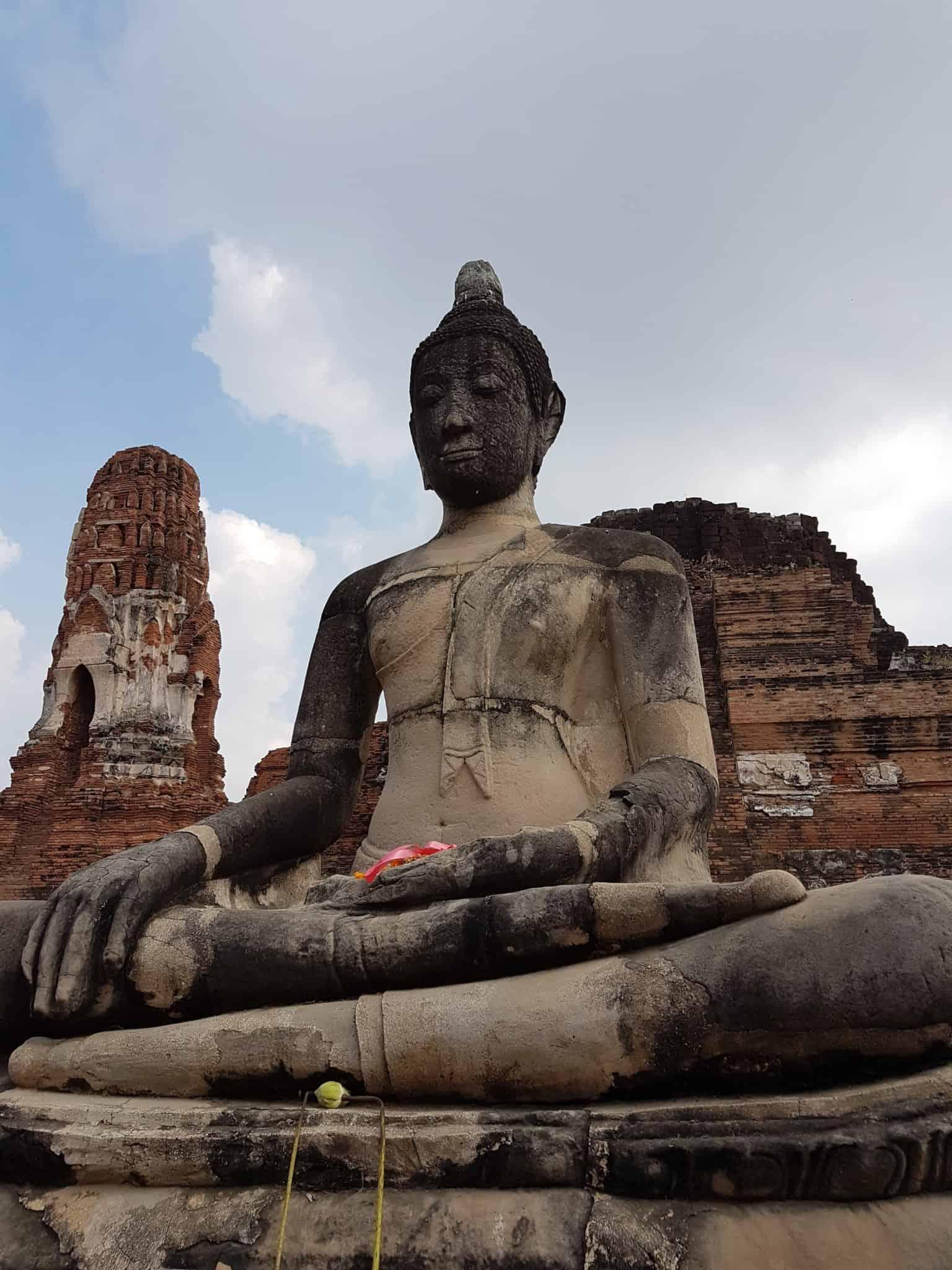 Thaïlande, visite d'Ayutthaya et de ses temples 🌞 7