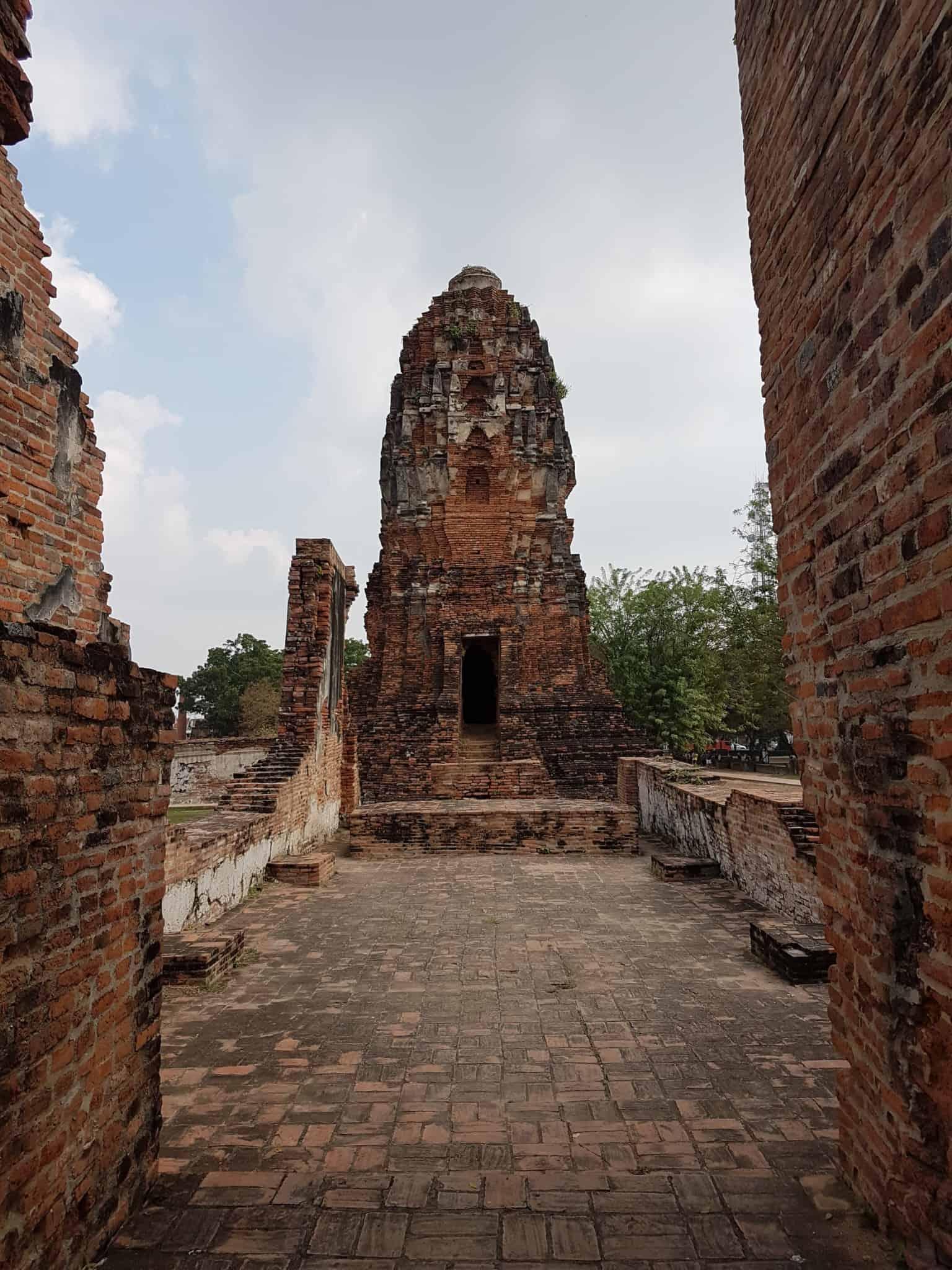 Thaïlande, visite d'Ayutthaya et de ses temples 🌞 6