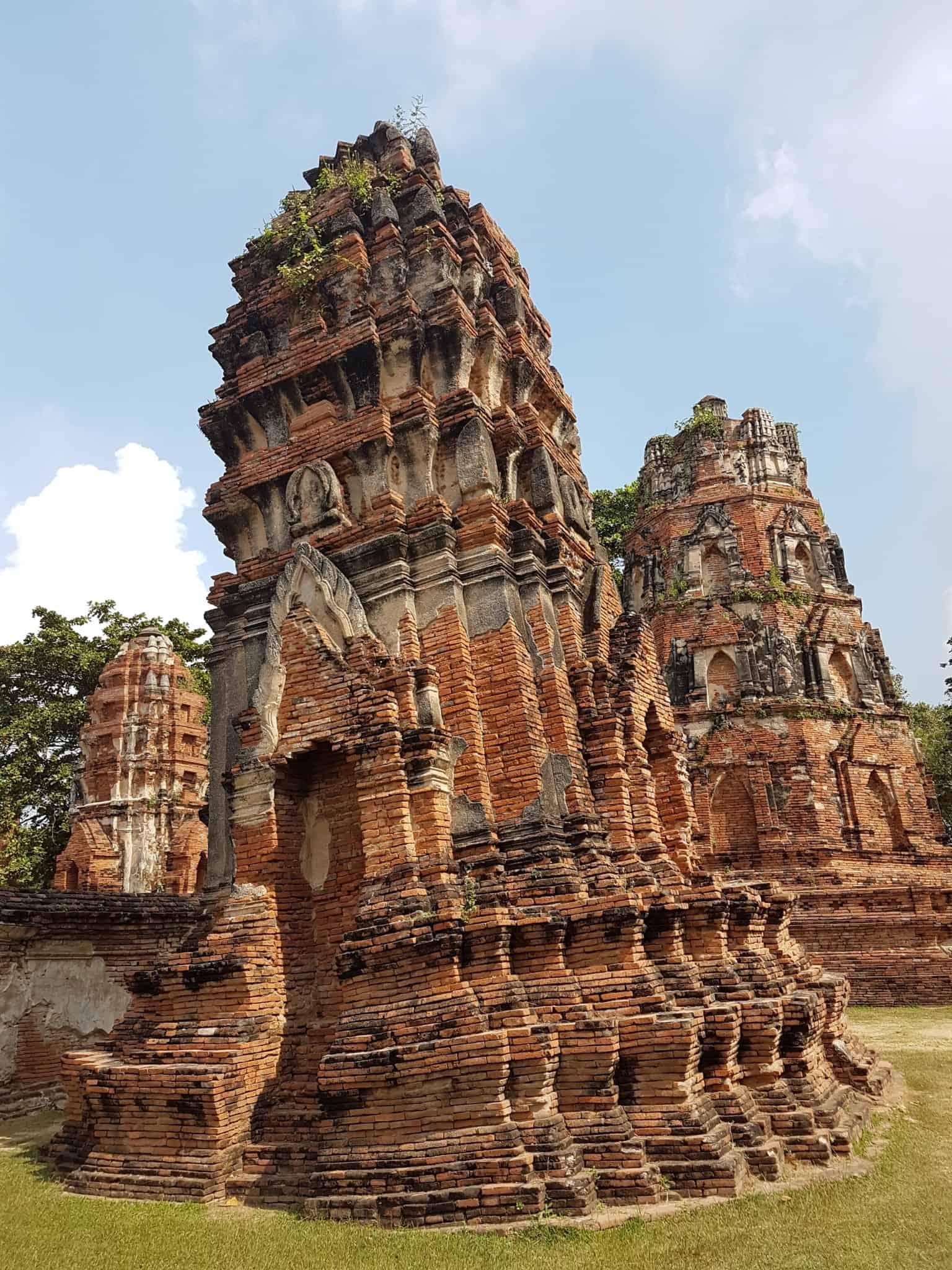 Thaïlande, visite d'Ayutthaya et de ses temples 🌞 12