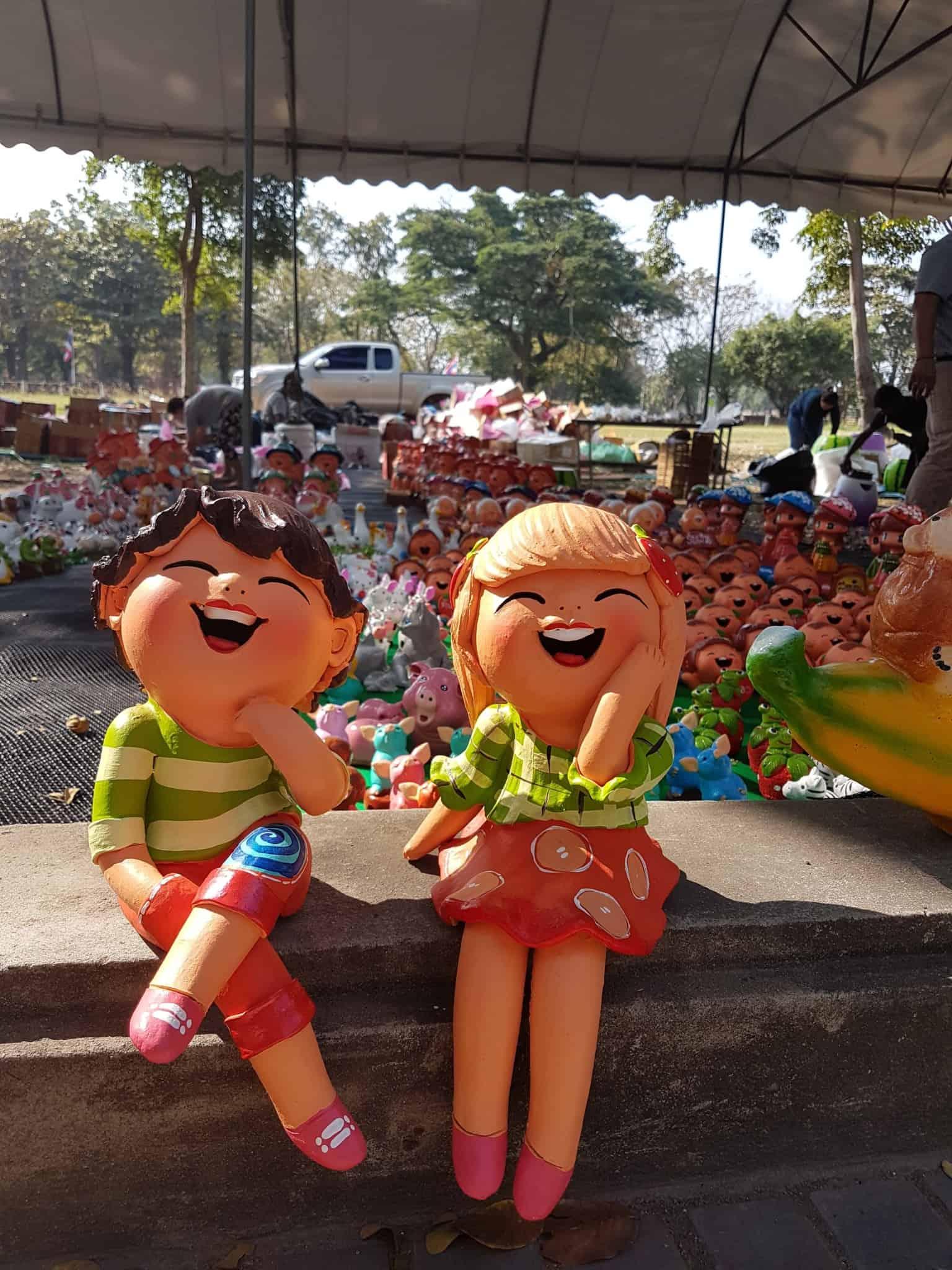 Thaïlande, visite d'Ayutthaya et de ses temples 🌞 23