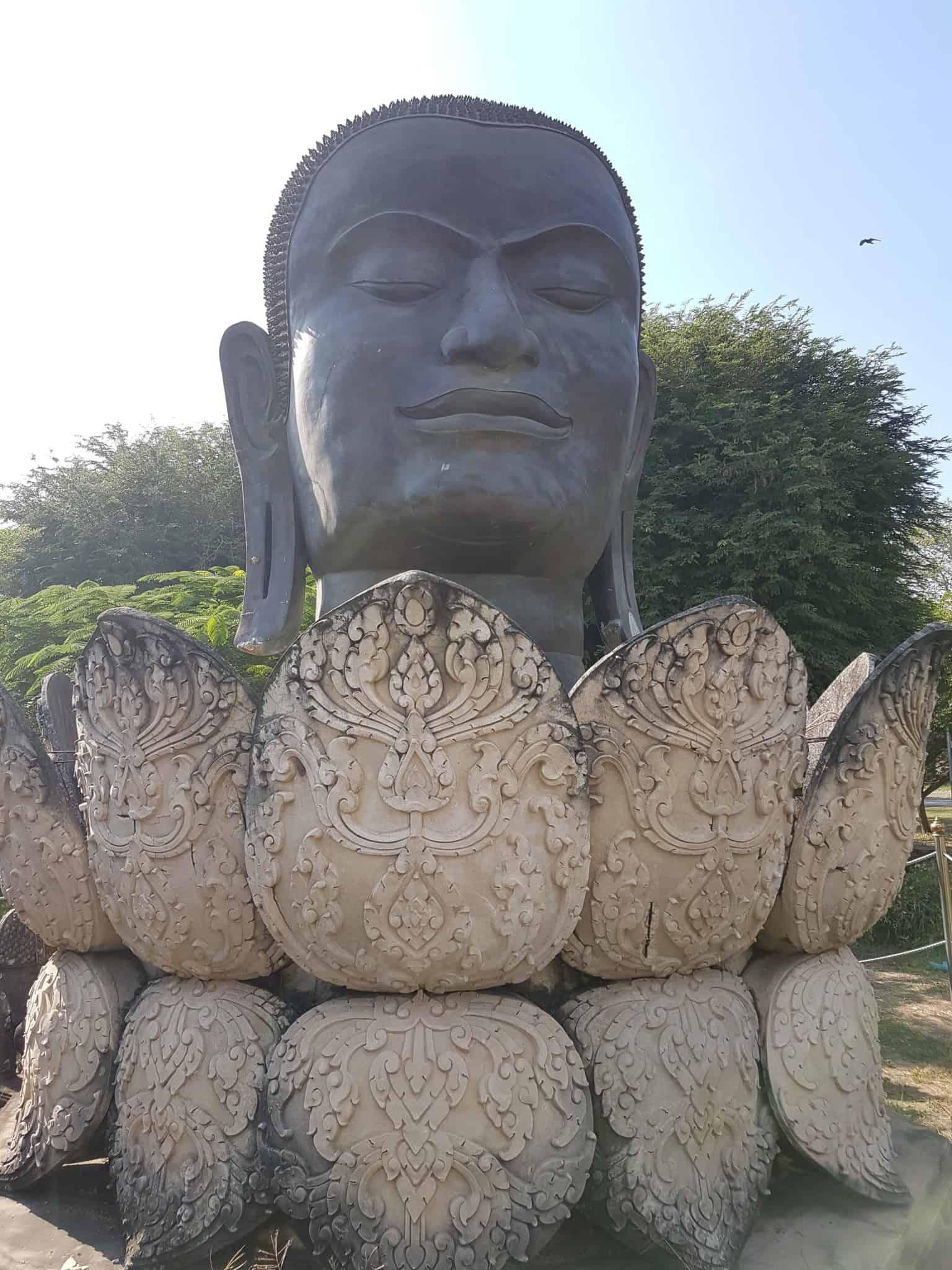 Thaïlande, visite d'Ayutthaya et de ses temples 🌞 18