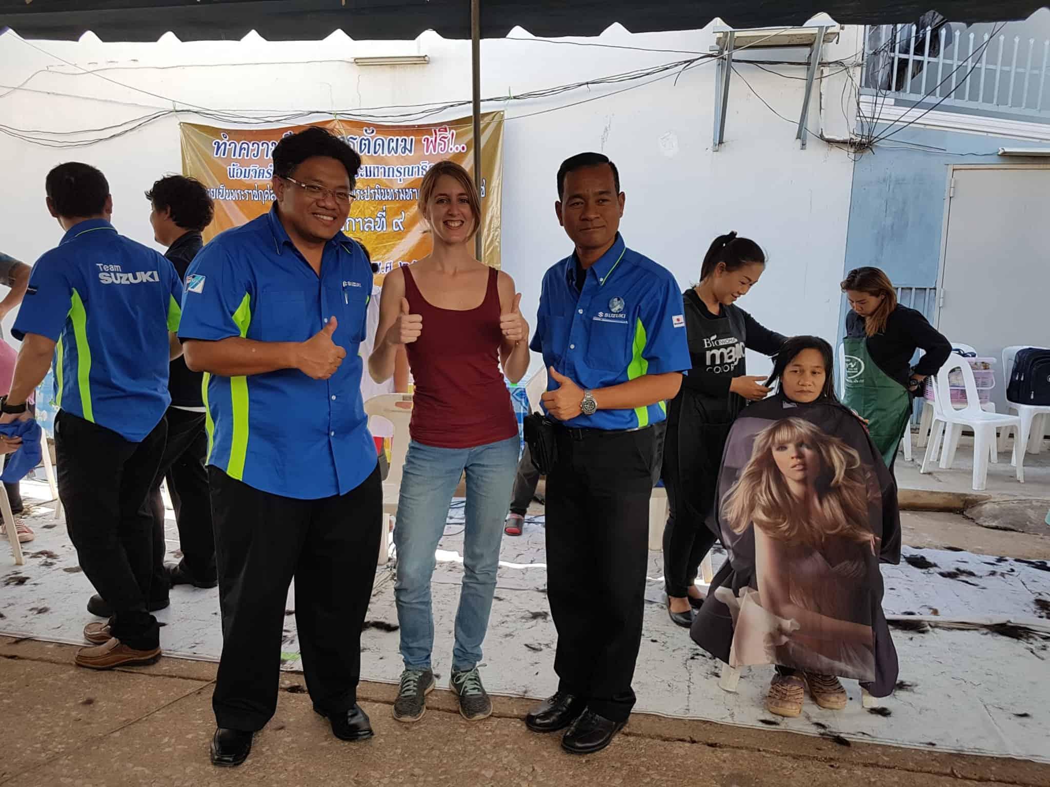 Thaïlande, quand tu deviens la star d'un évènement Suzuki ⭐ 13