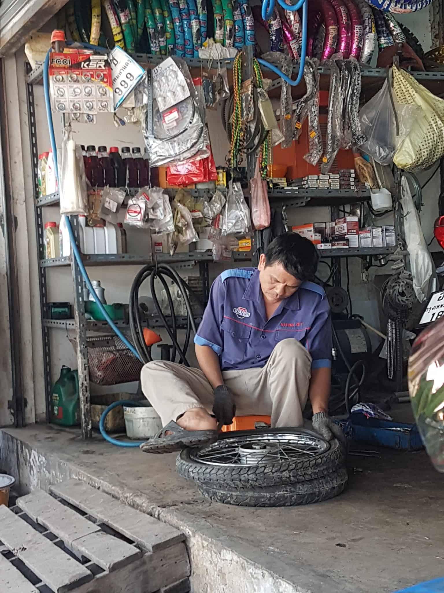 Thaïlande, arrivée à Bangkok 🏙 6