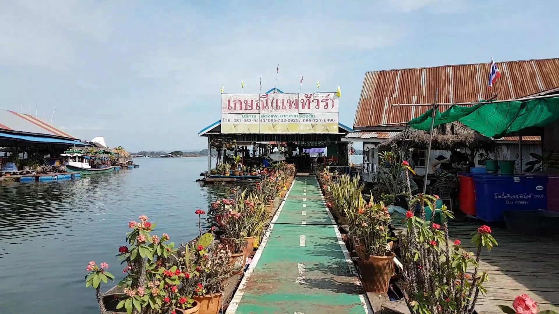 Thaïlande, un joli village de pêcheurs au bord de l'eau 🛶 4