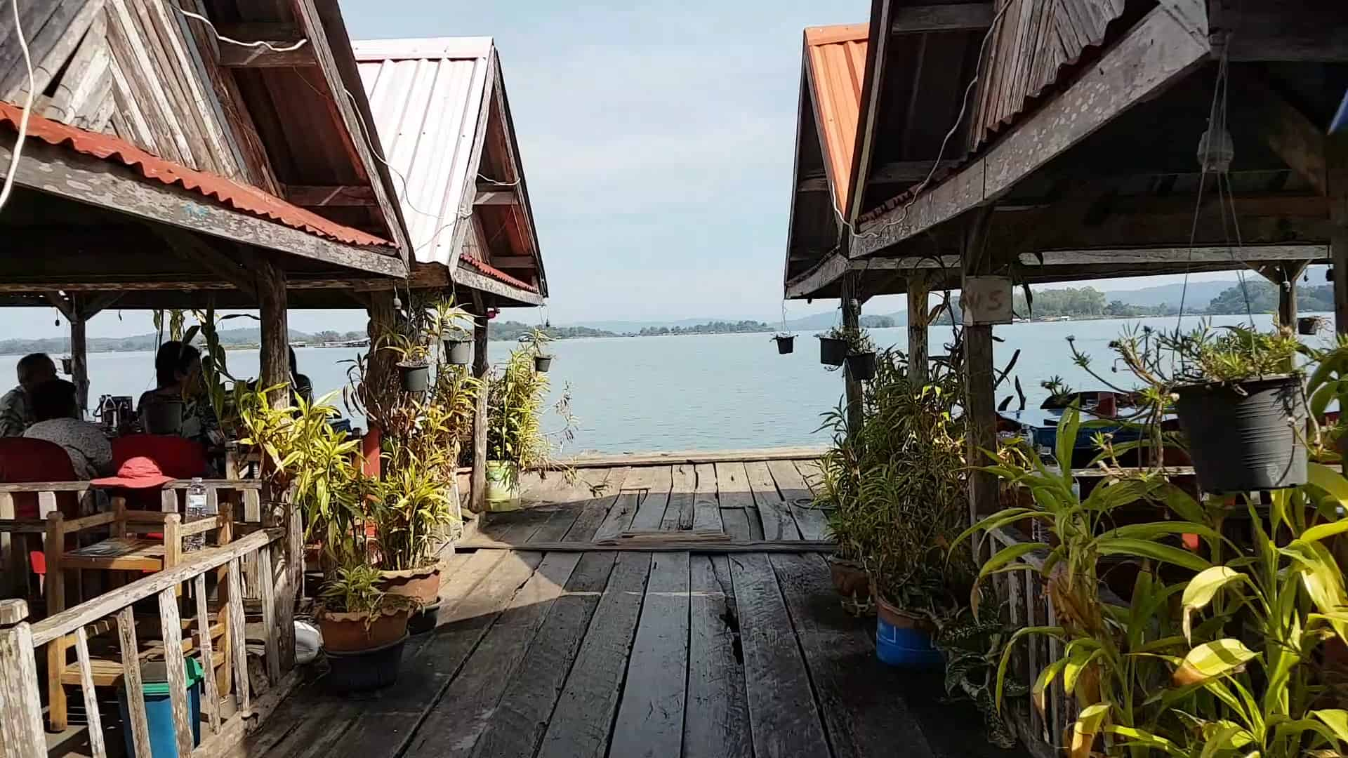 Thaïlande, un joli village de pêcheurs au bord de l'eau 🛶 5