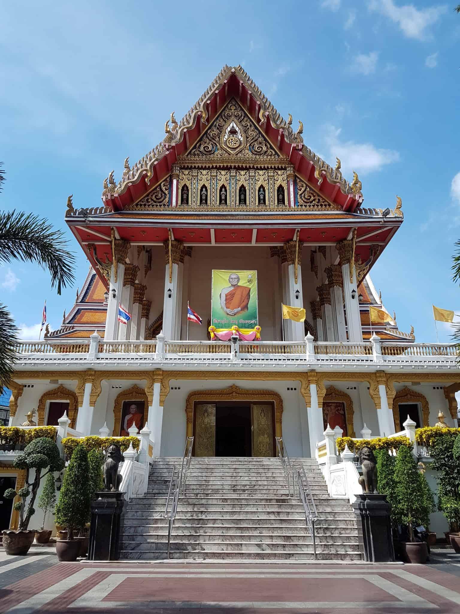 Thaïlande, marché aux fleurs et quartier Chinois de Bangkok 🎎 4