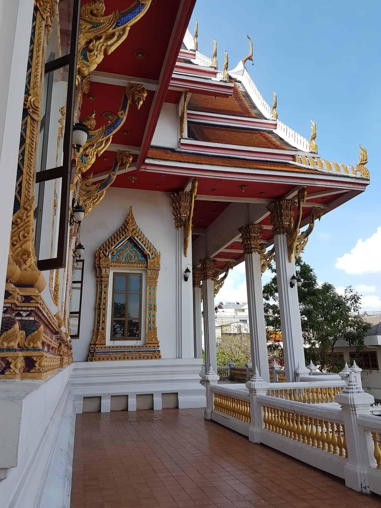 Thaïlande, marché aux fleurs et quartier Chinois de Bangkok 🎎 2