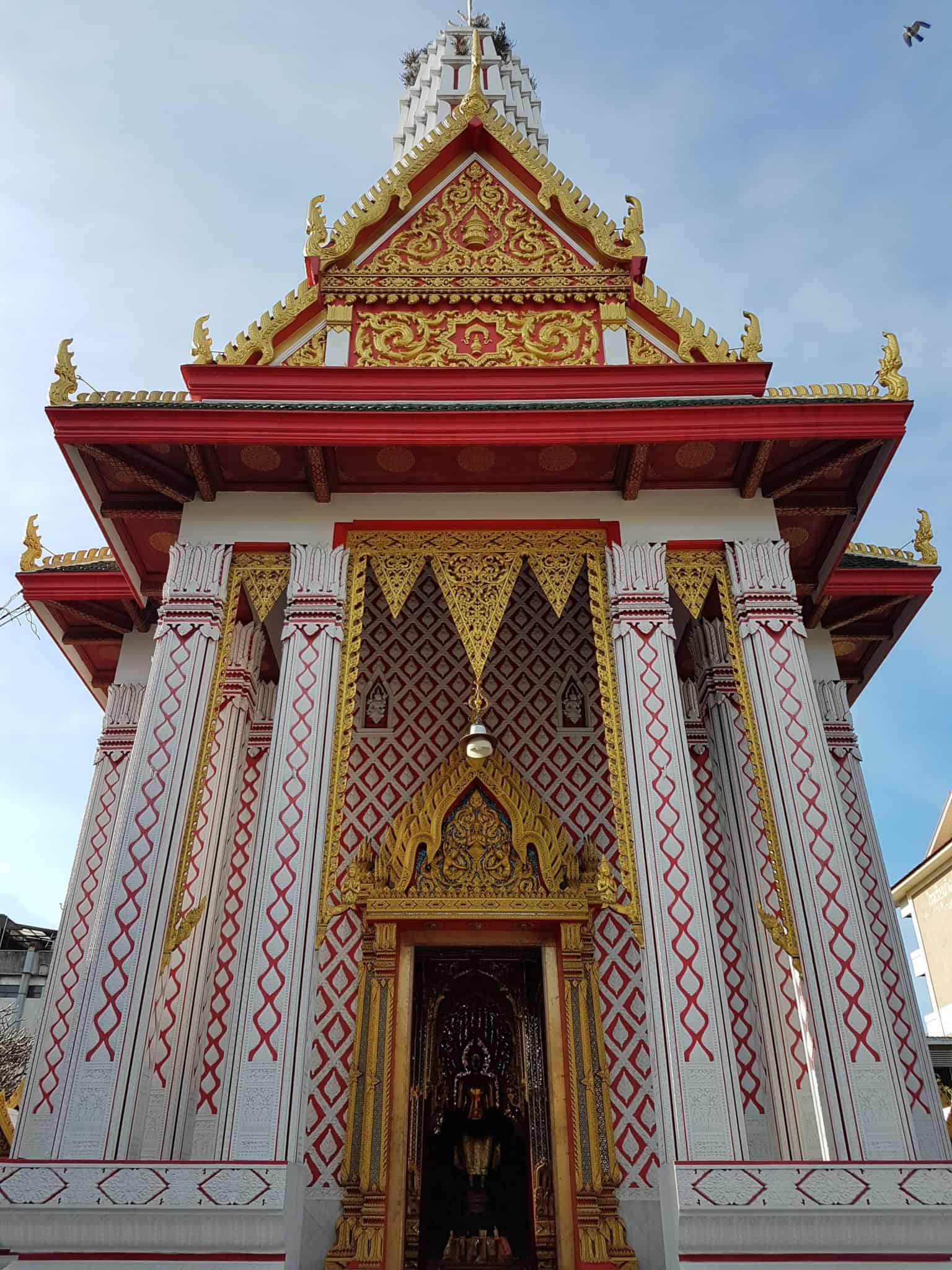 Thaïlande, marché aux fleurs et quartier Chinois de Bangkok 🎎 12
