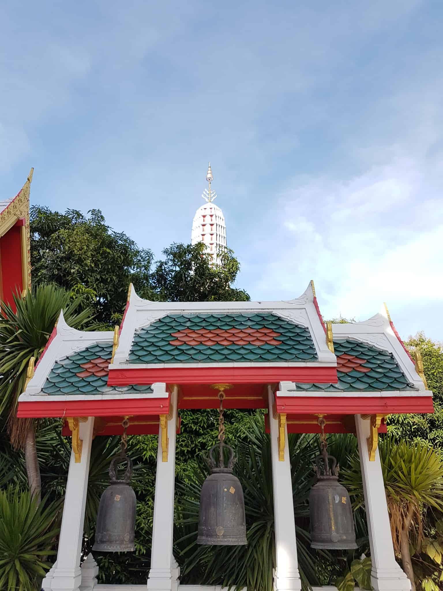 Thaïlande, marché aux fleurs et quartier Chinois de Bangkok 🎎 11