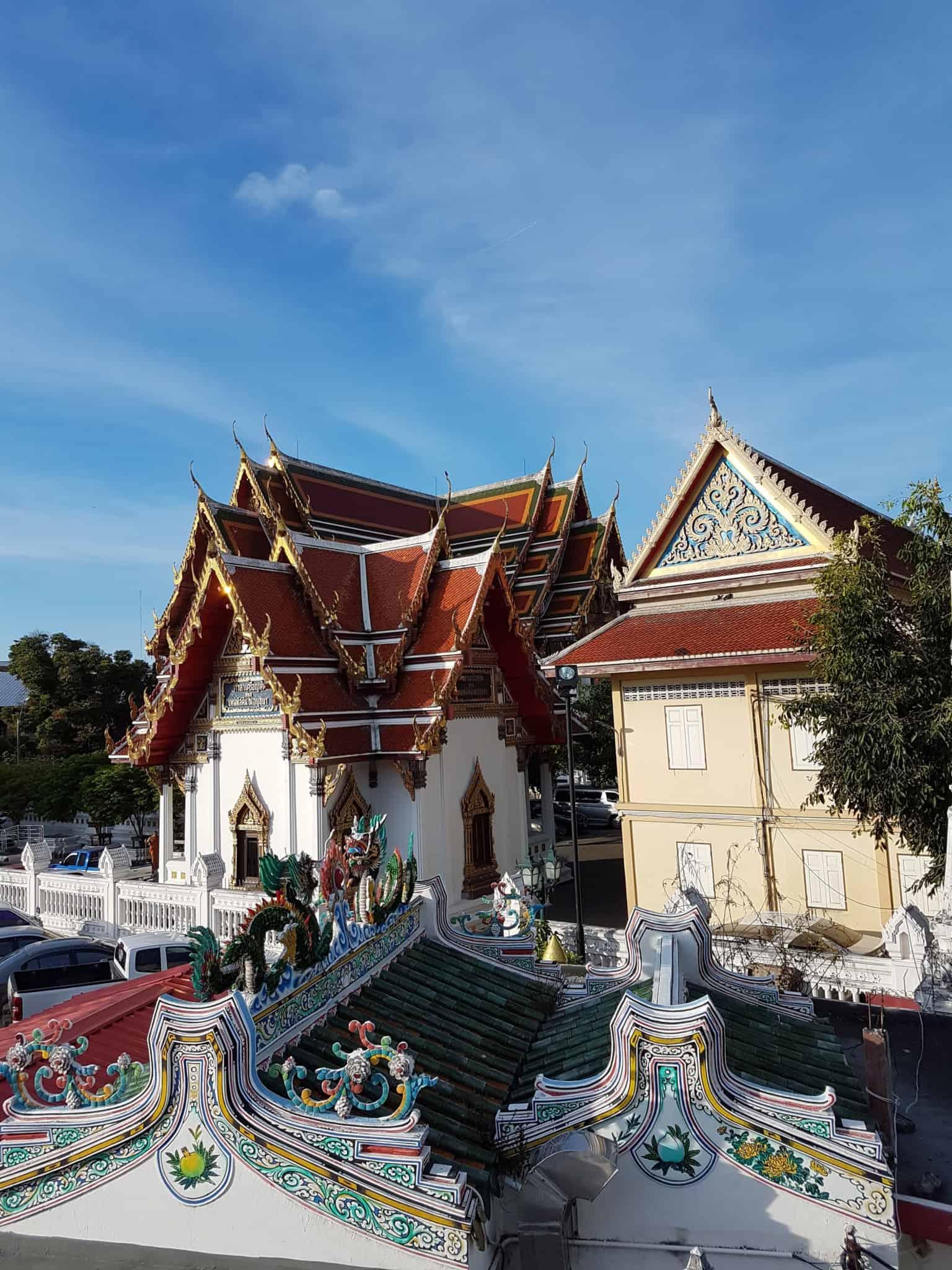 Thaïlande, marché aux fleurs et quartier Chinois de Bangkok 🎎 17