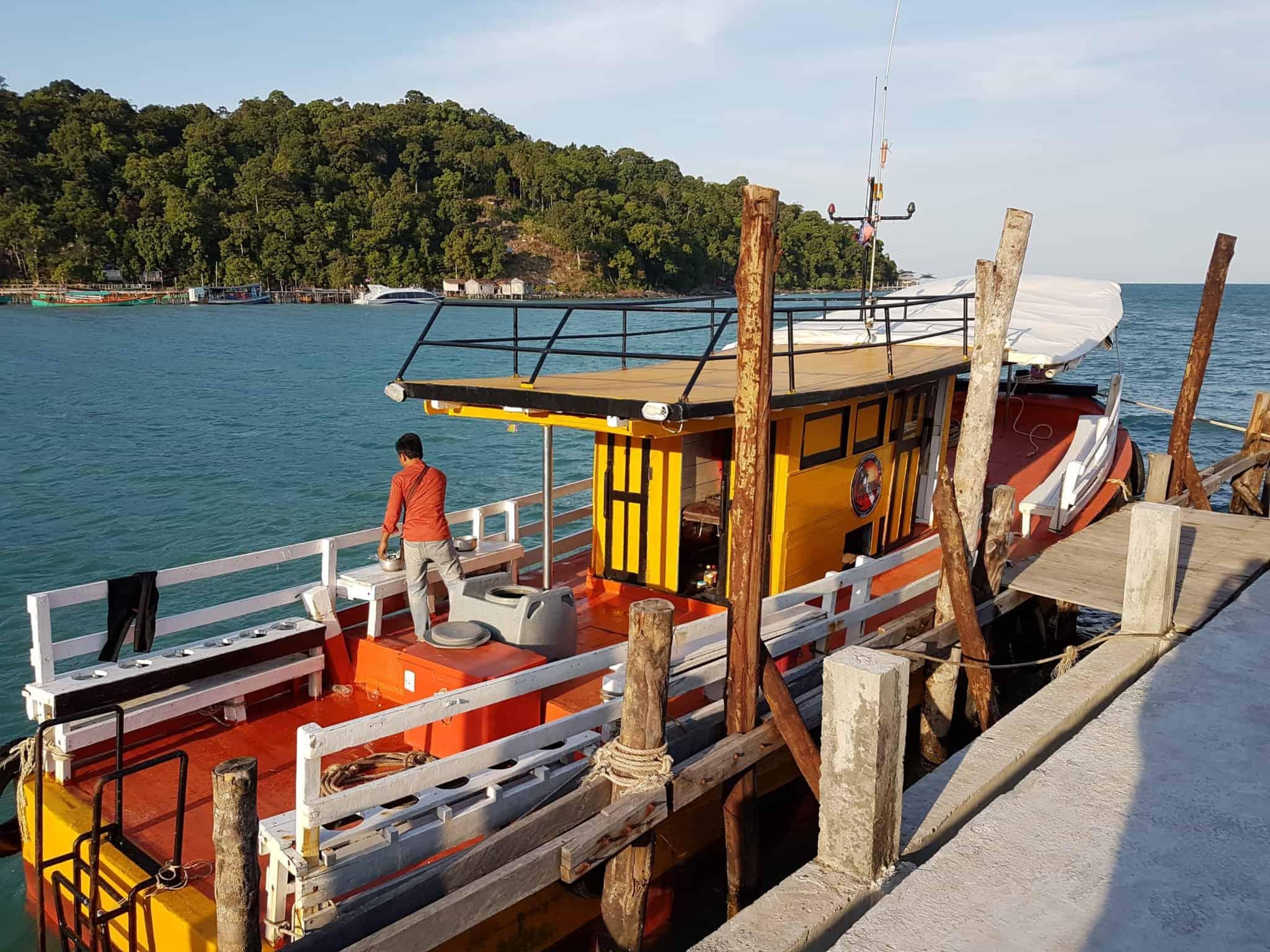 Cambodge, quand une rencontre t'amène sur une île paradisiaque 🌴 14