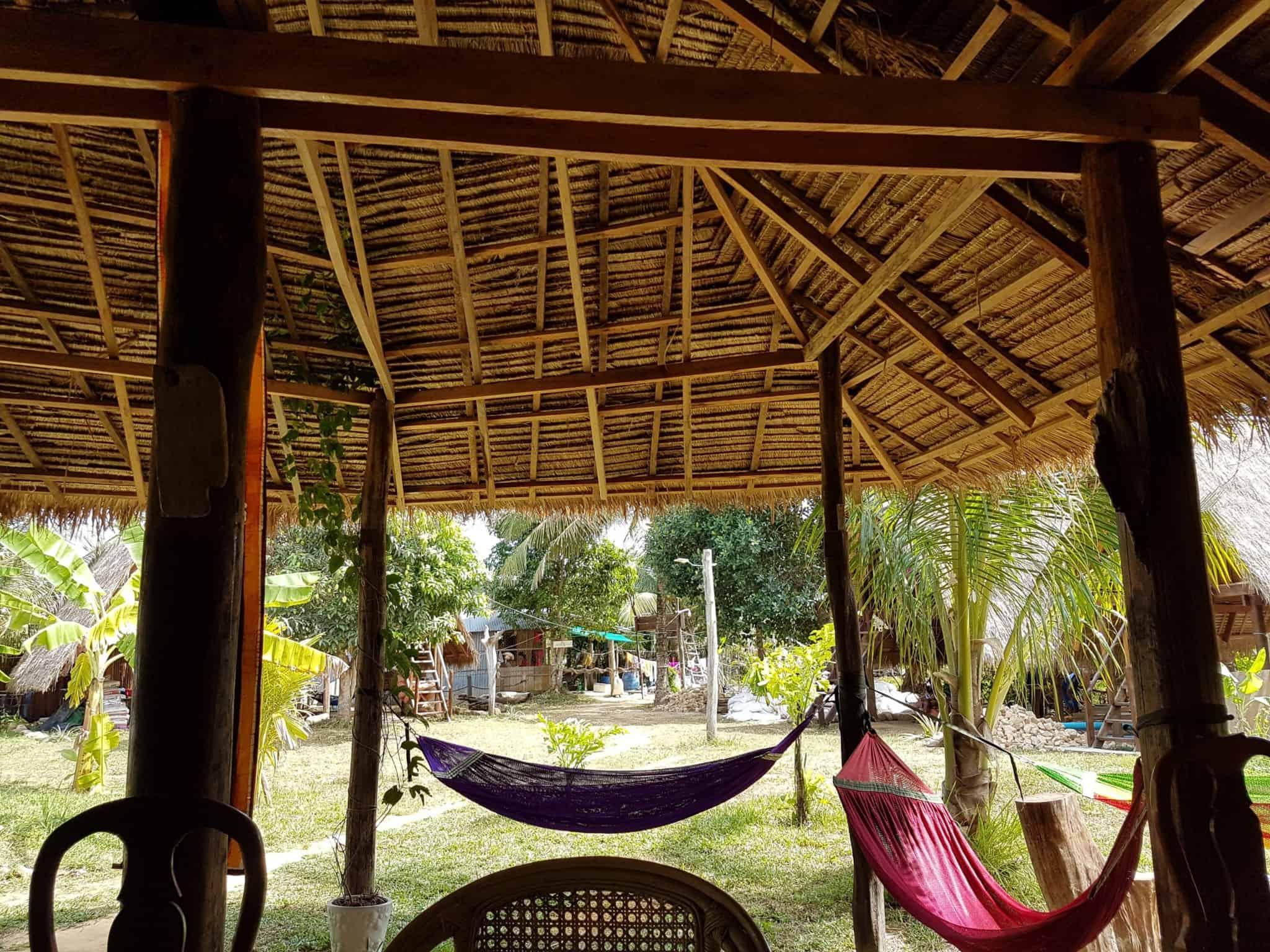 Cambodge, 4 jours sur lîle de Koh Rong Samloem 🐠 9
