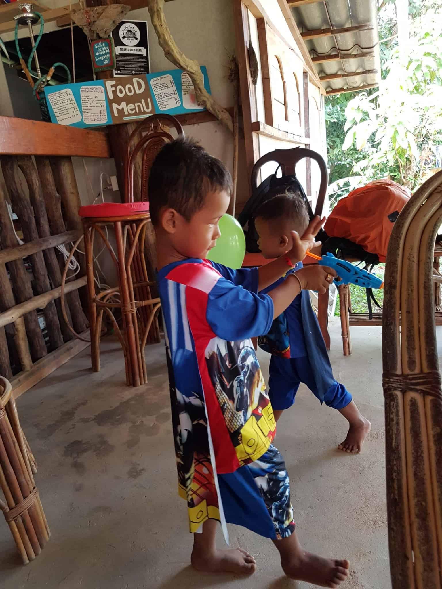 Cambodge, 4 jours sur lîle de Koh Rong Samloem 🐠 10
