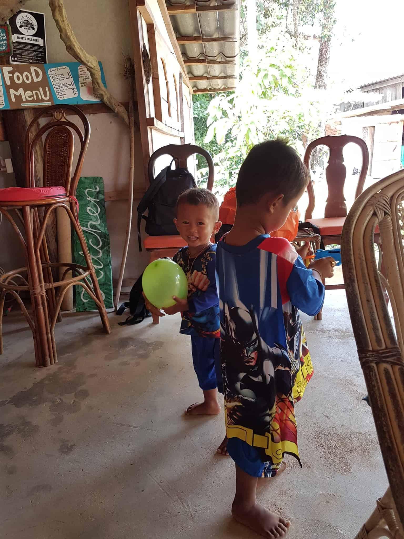 Cambodge, 4 jours sur lîle de Koh Rong Samloem 🐠 11