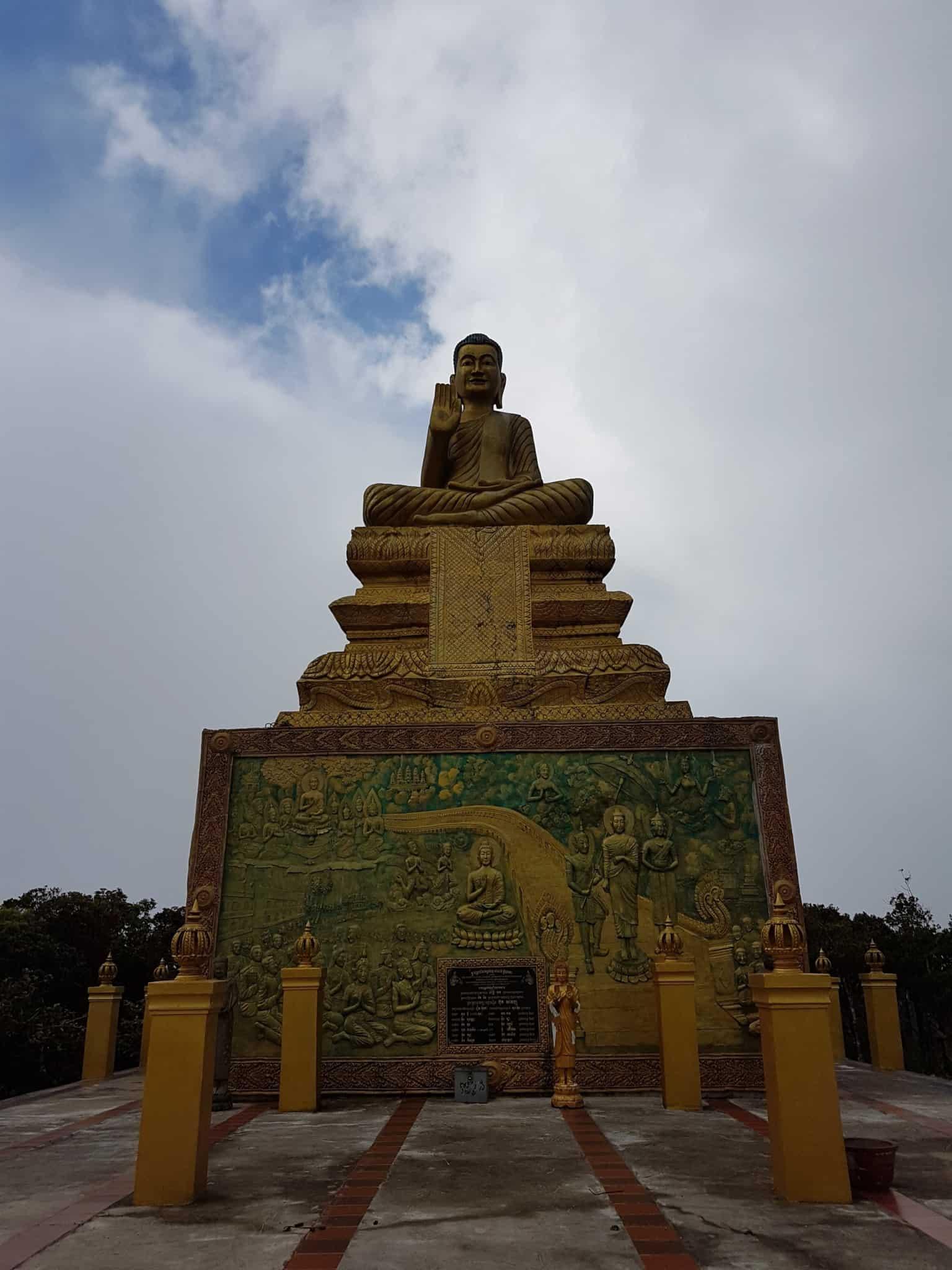 Cambodge, visite du site de Bokor et tour en péniche 🧚♀️ 16