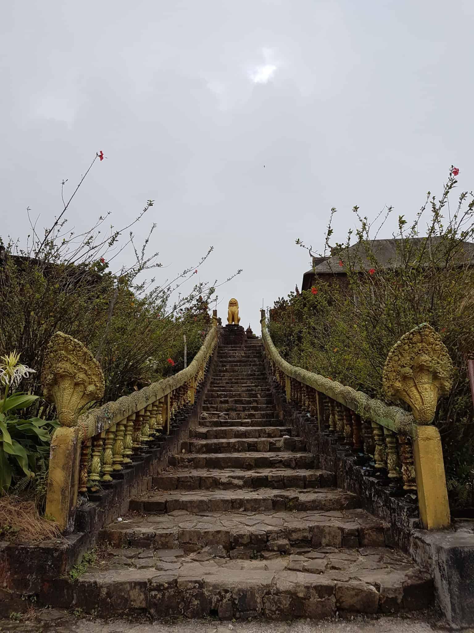 Cambodge, visite du site de Bokor et tour en péniche 🧚♀️ 14