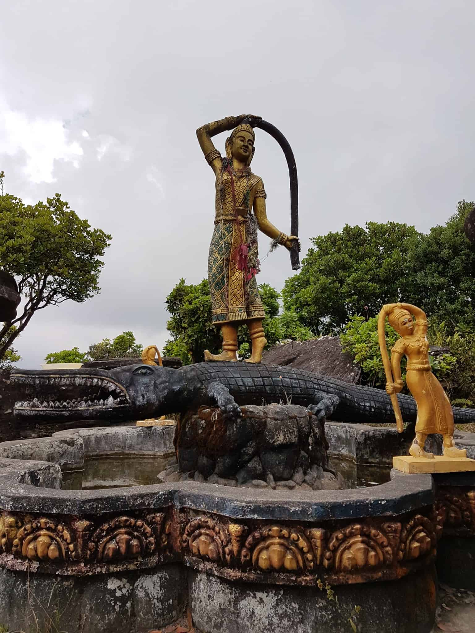 Cambodge, visite du site de Bokor et tour en péniche 🧚♀️ 15