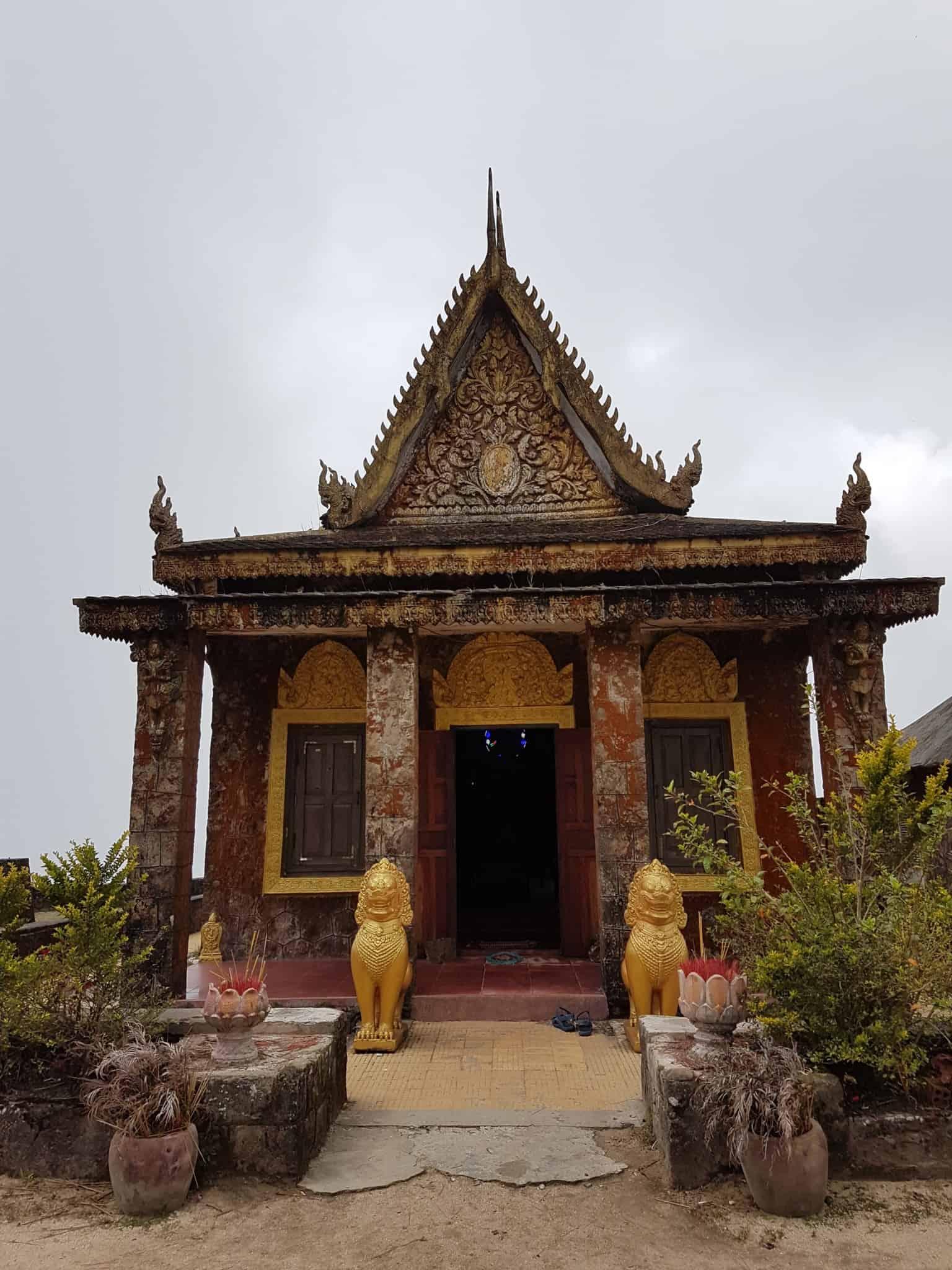 Cambodge, visite du site de Bokor et tour en péniche 🧚♀️ 17
