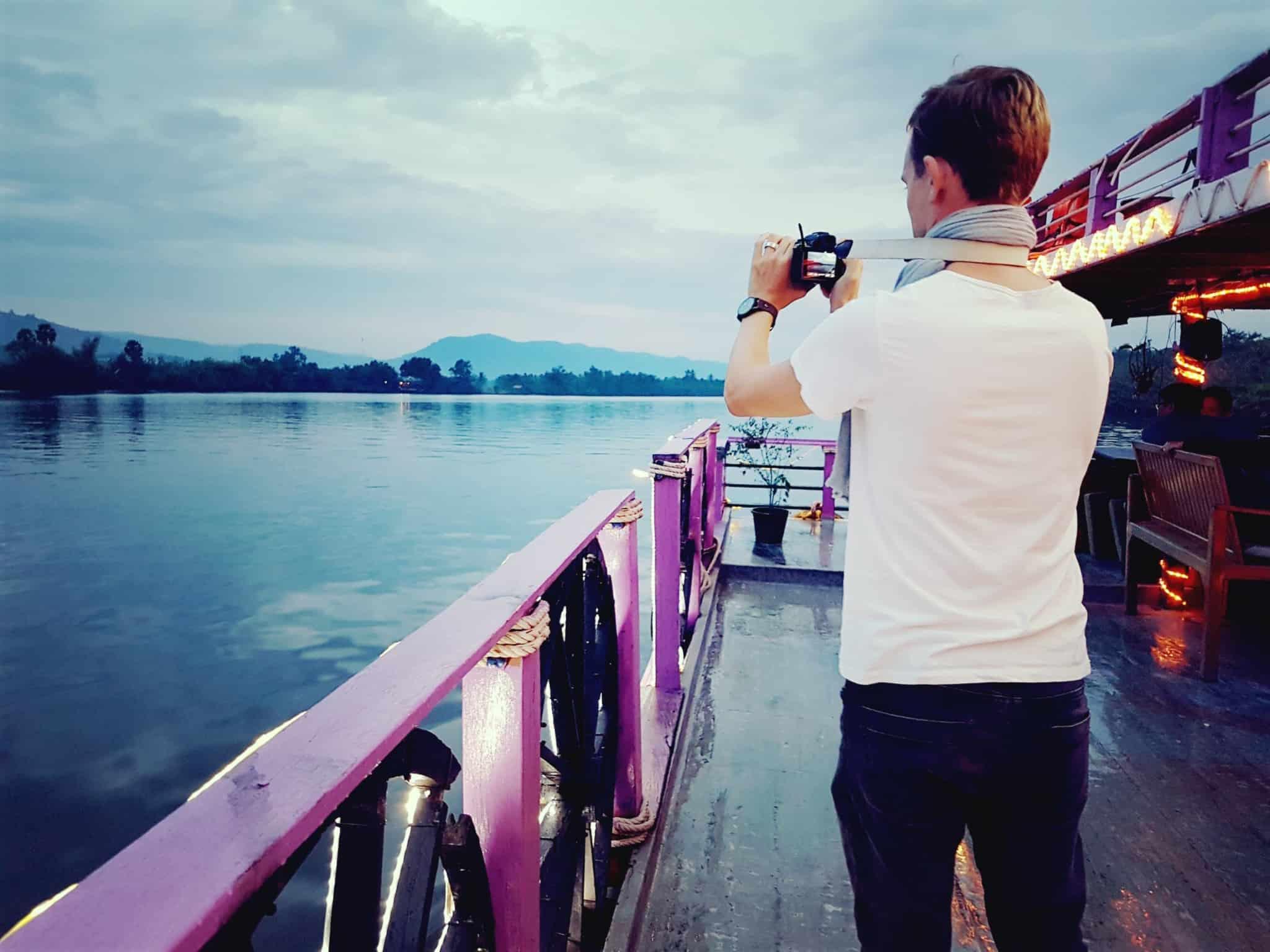 Cambodge, visite du site de Bokor et tour en péniche 🧚♀️ 25