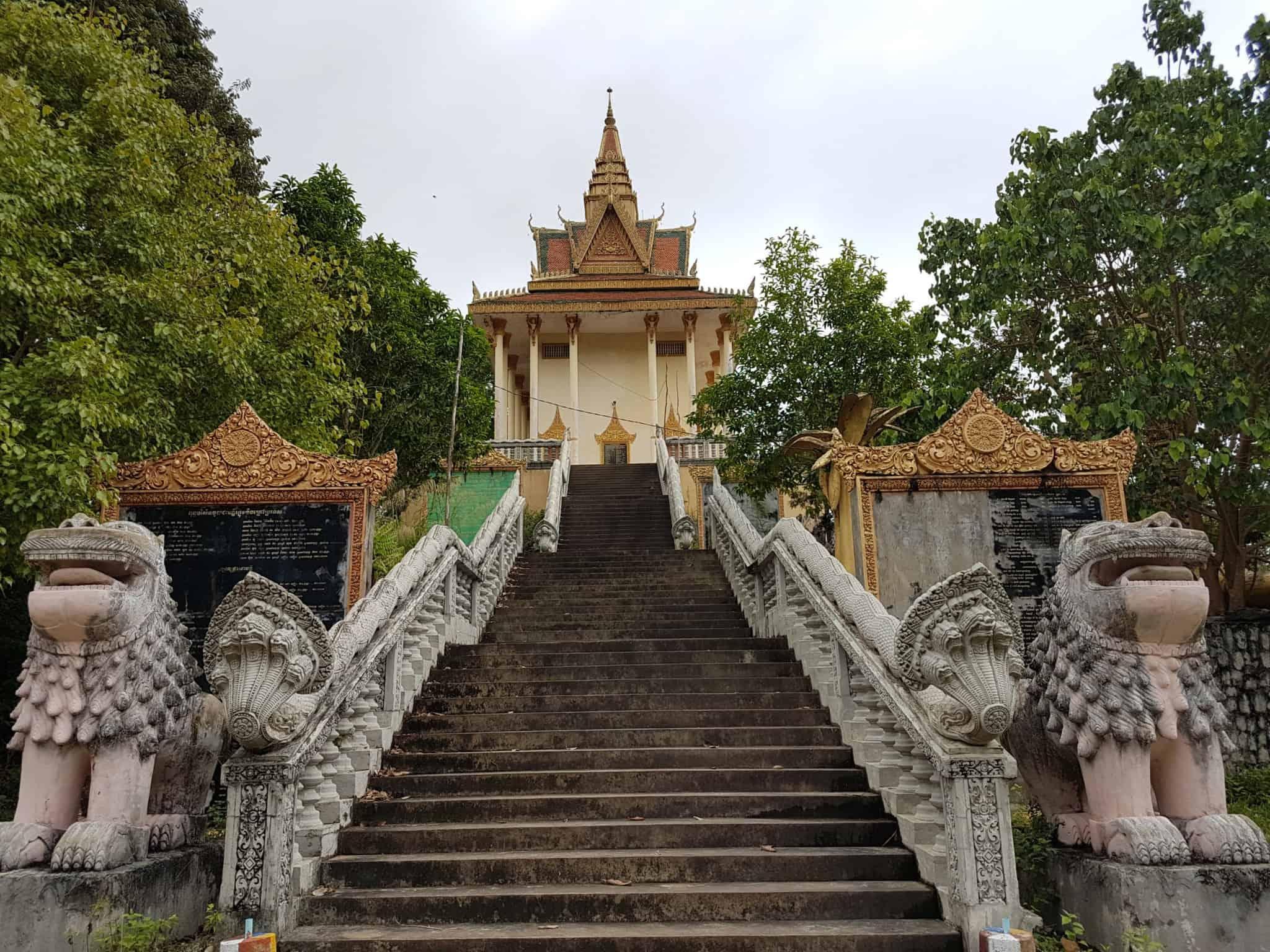 Cambodge, Kep et sa ferme aux papillons 🦋 9