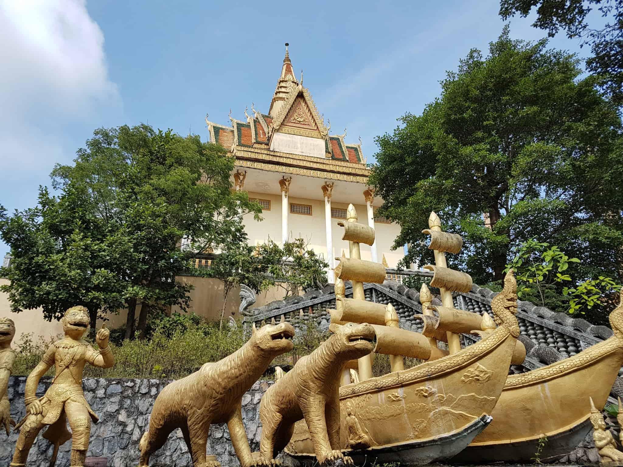Cambodge, Kep et sa ferme aux papillons 🦋 8