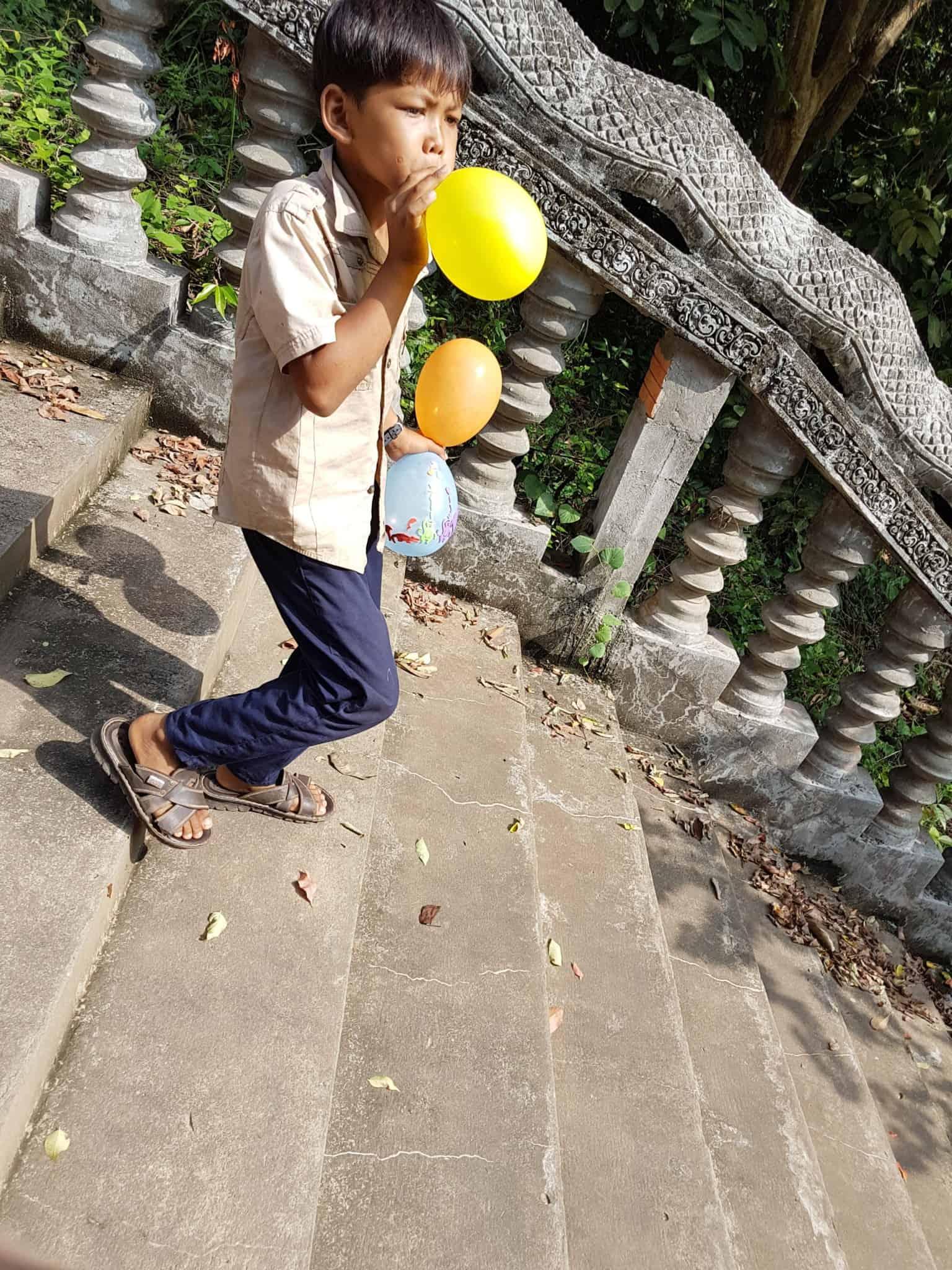 Cambodge, Kep et sa ferme aux papillons 🦋 20