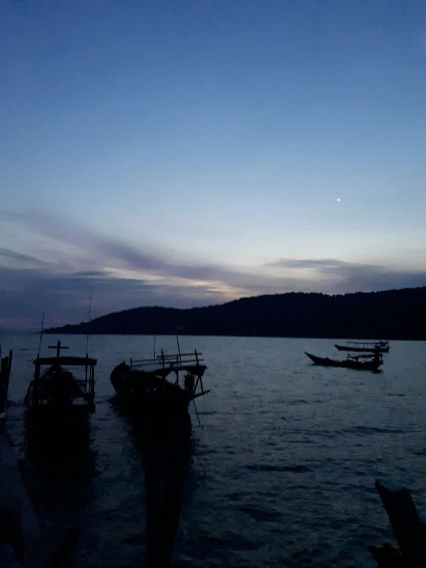Cambodge, 4 jours sur lîle de Koh Rong Samloem 🐠 13