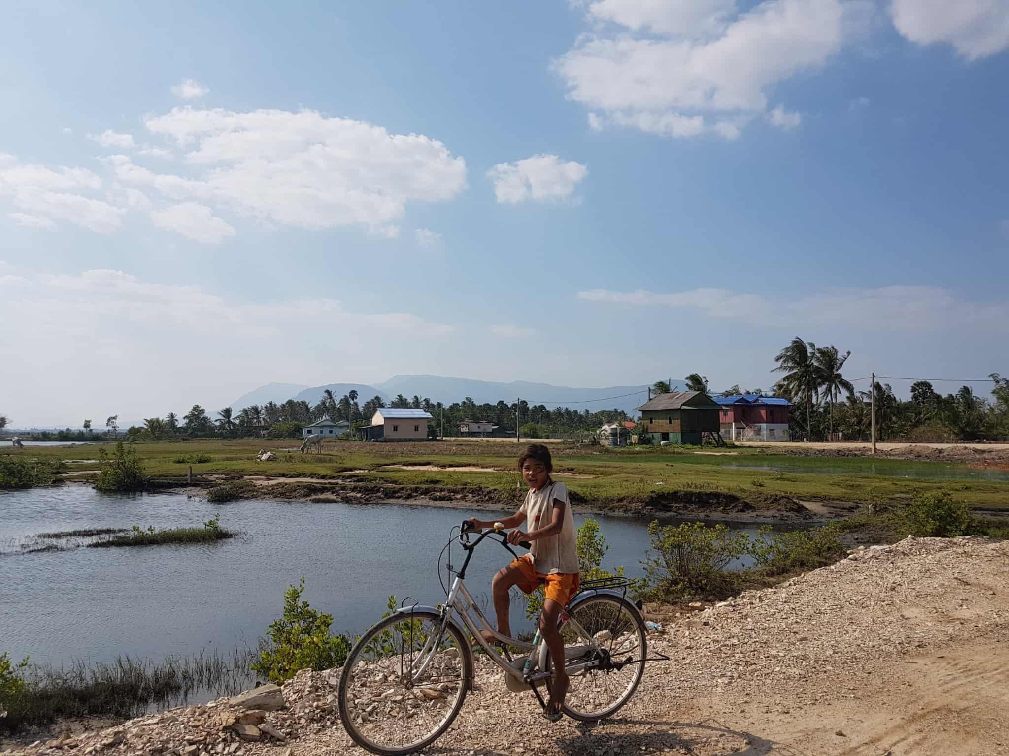 Cambodge, marais salants et hôtel de folie à Kampot 🤩 8